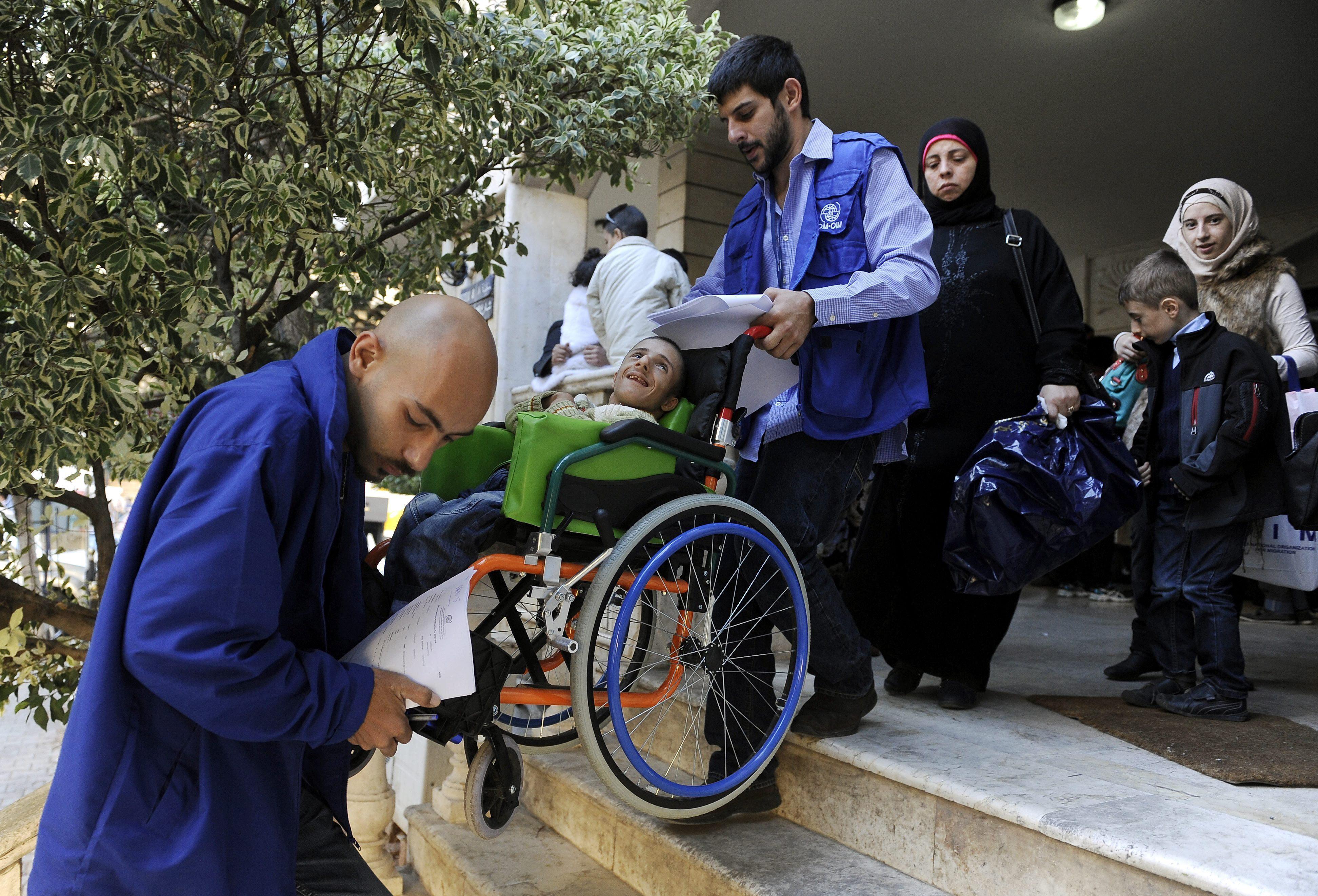 La UE destinará 70 millones para ayudar a los refugiados sirios en el Líbano