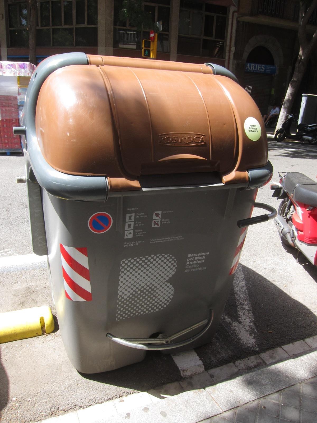 La generación de residuos por persona cae un 8,1% en Catalunya durante 2012