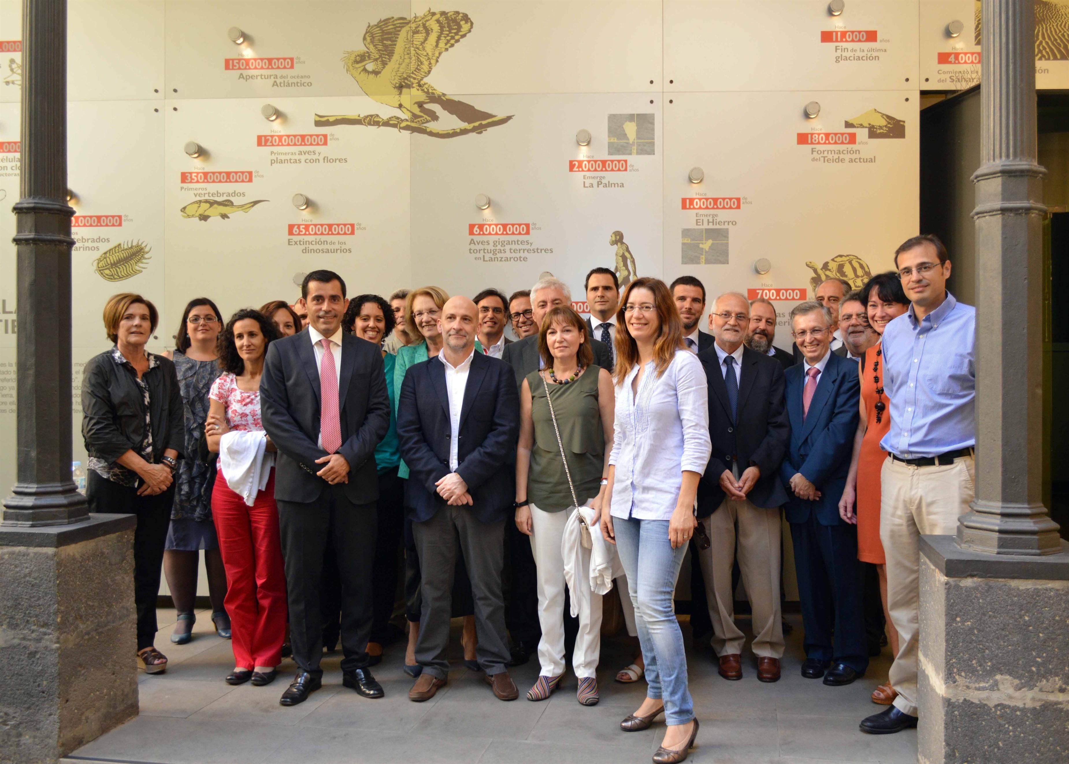 El Cabildo de Tenerife impulsa la asistencia de cruceristas a sus museos