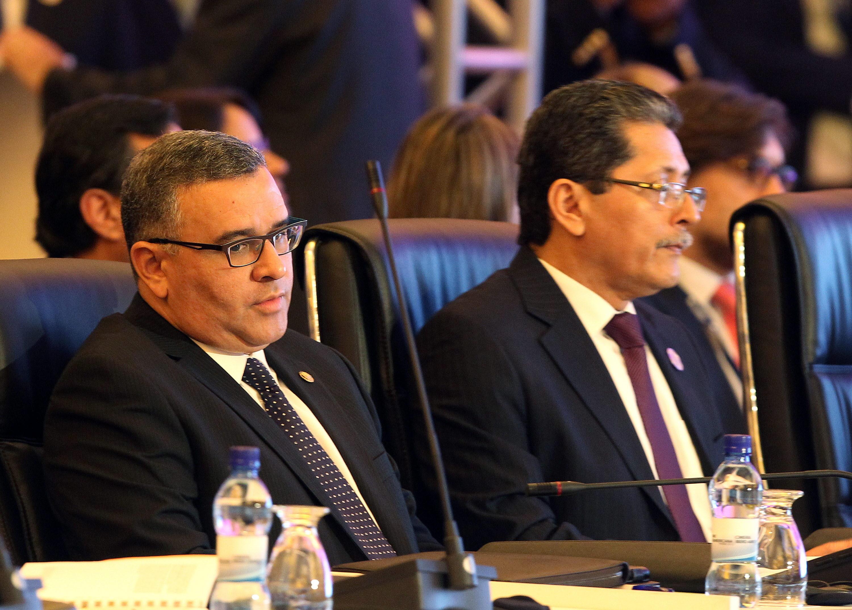 Funes llama a la comunidad iberoamericana a construir sociedades «más justas»