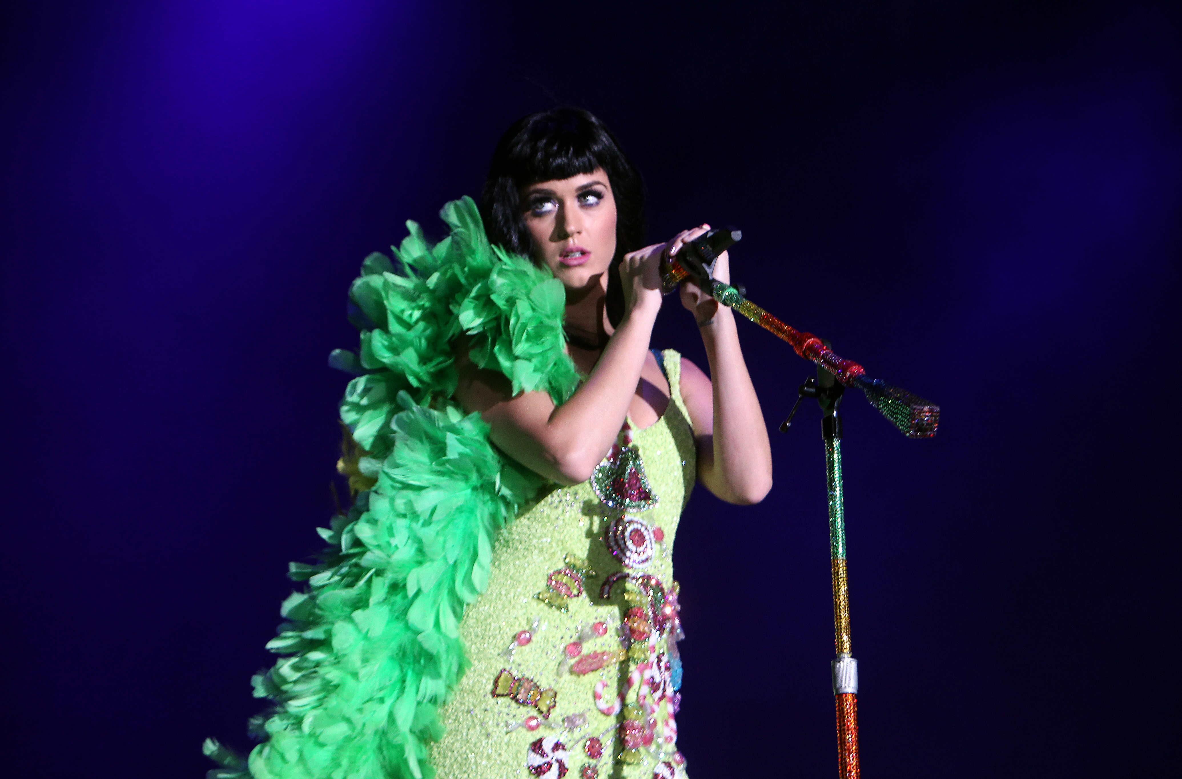 Katy Perry sigue rugiendo