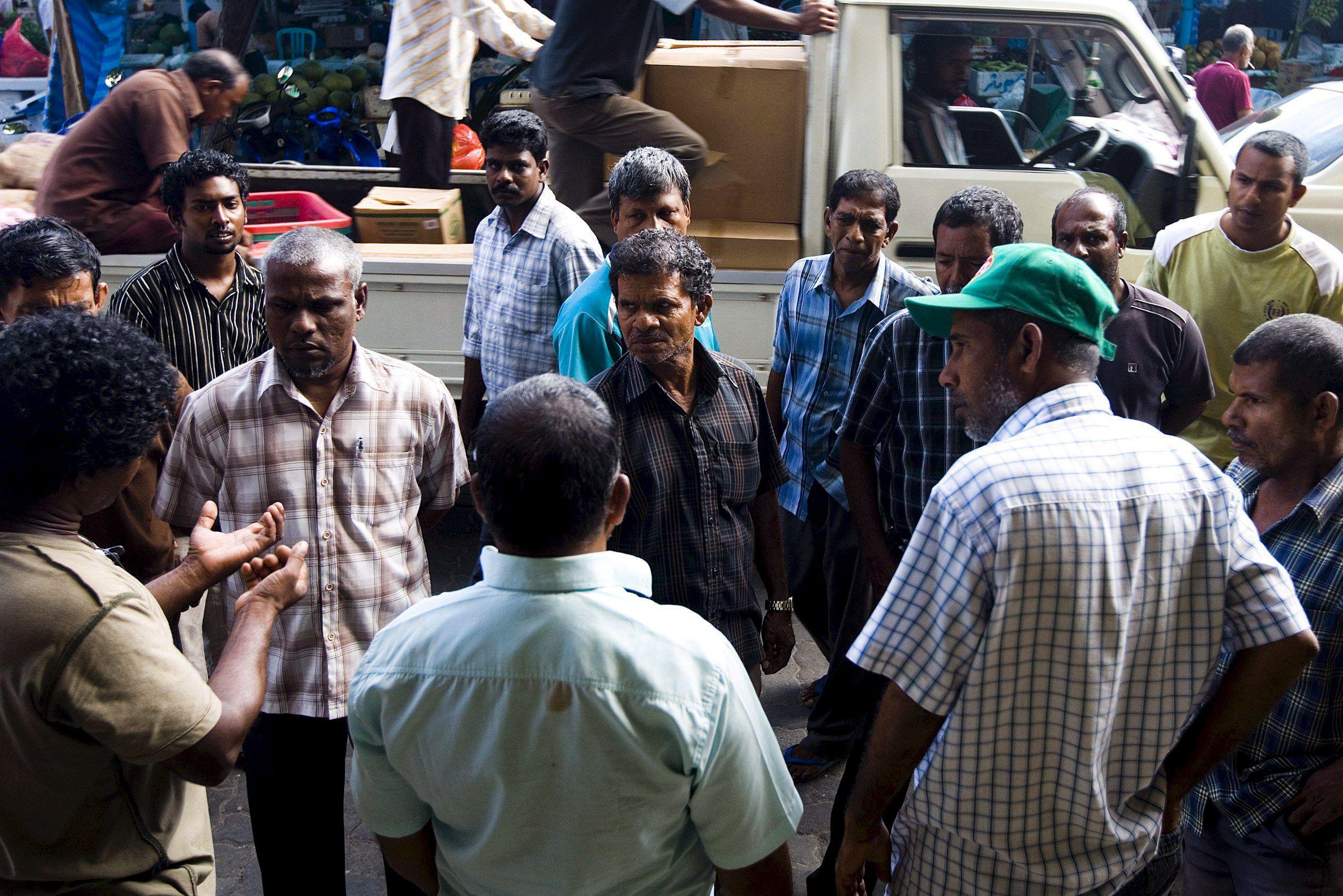La policía impide la repetición de las elecciones presidenciales en Maldivas