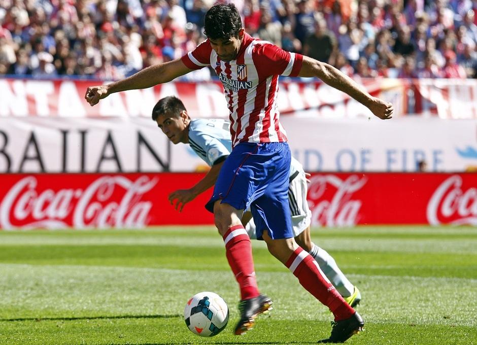 Scolari afirma que en el tema de Diego Costa el único que decide es él