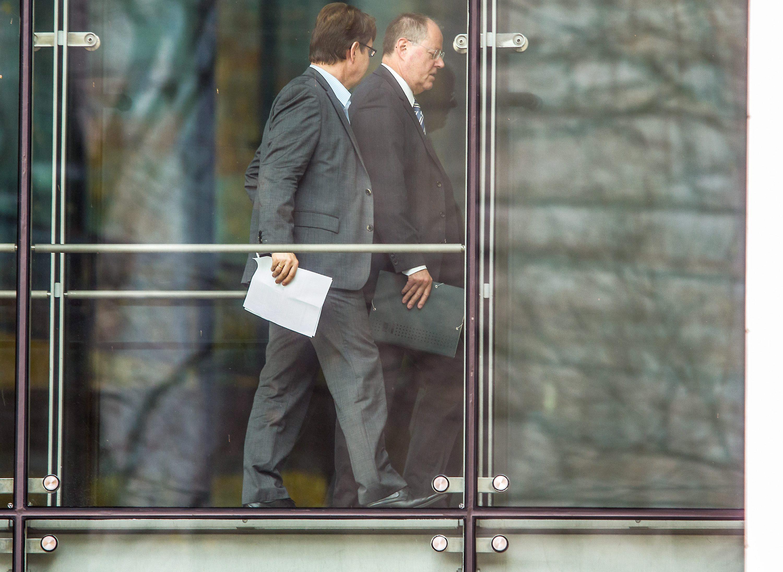 El salario mínimo, exigencia clave del SPD en las negociaciones con Merkel