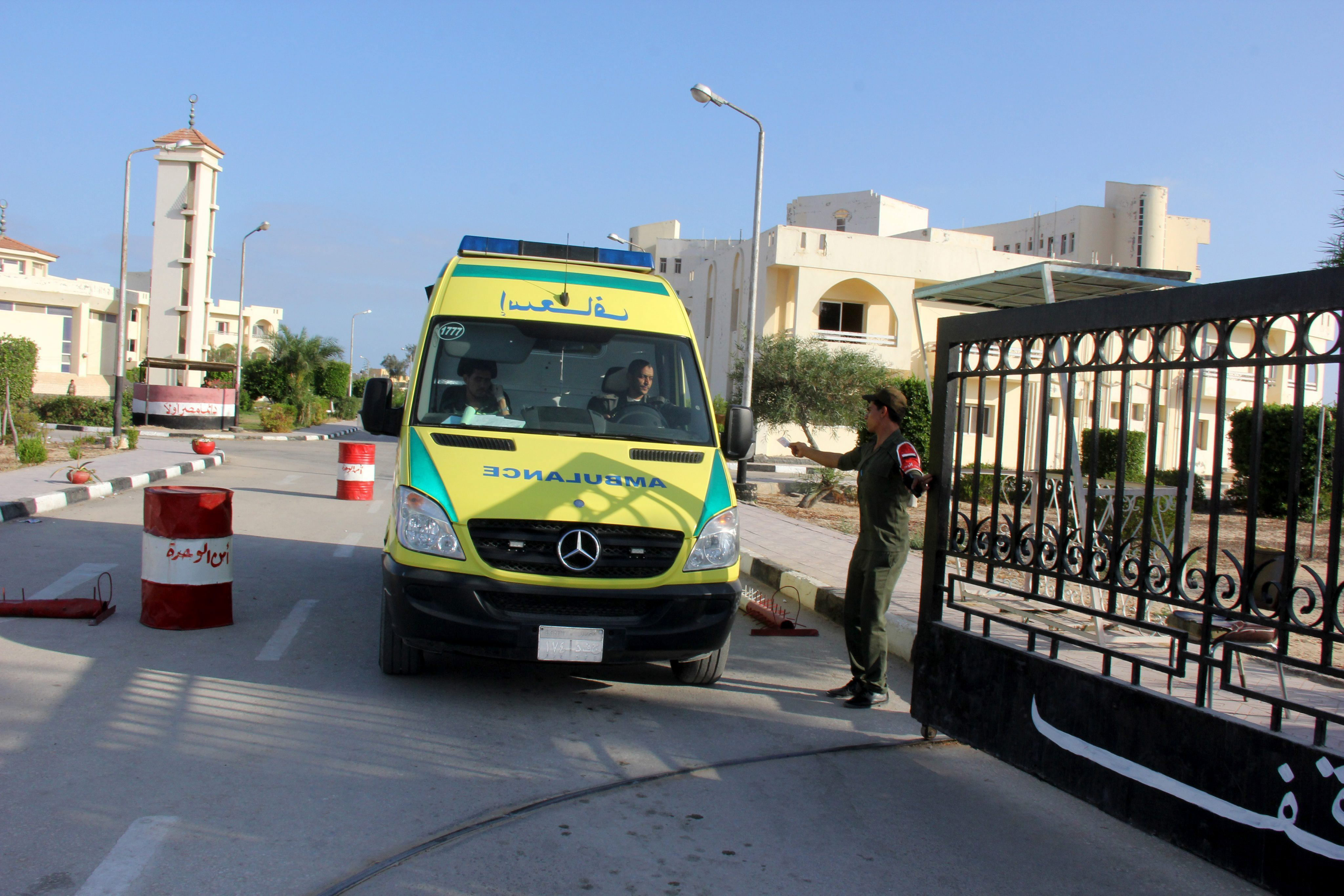 Al menos 3 muertos y 8 heridos por disparos contra una boda copta en Egipto