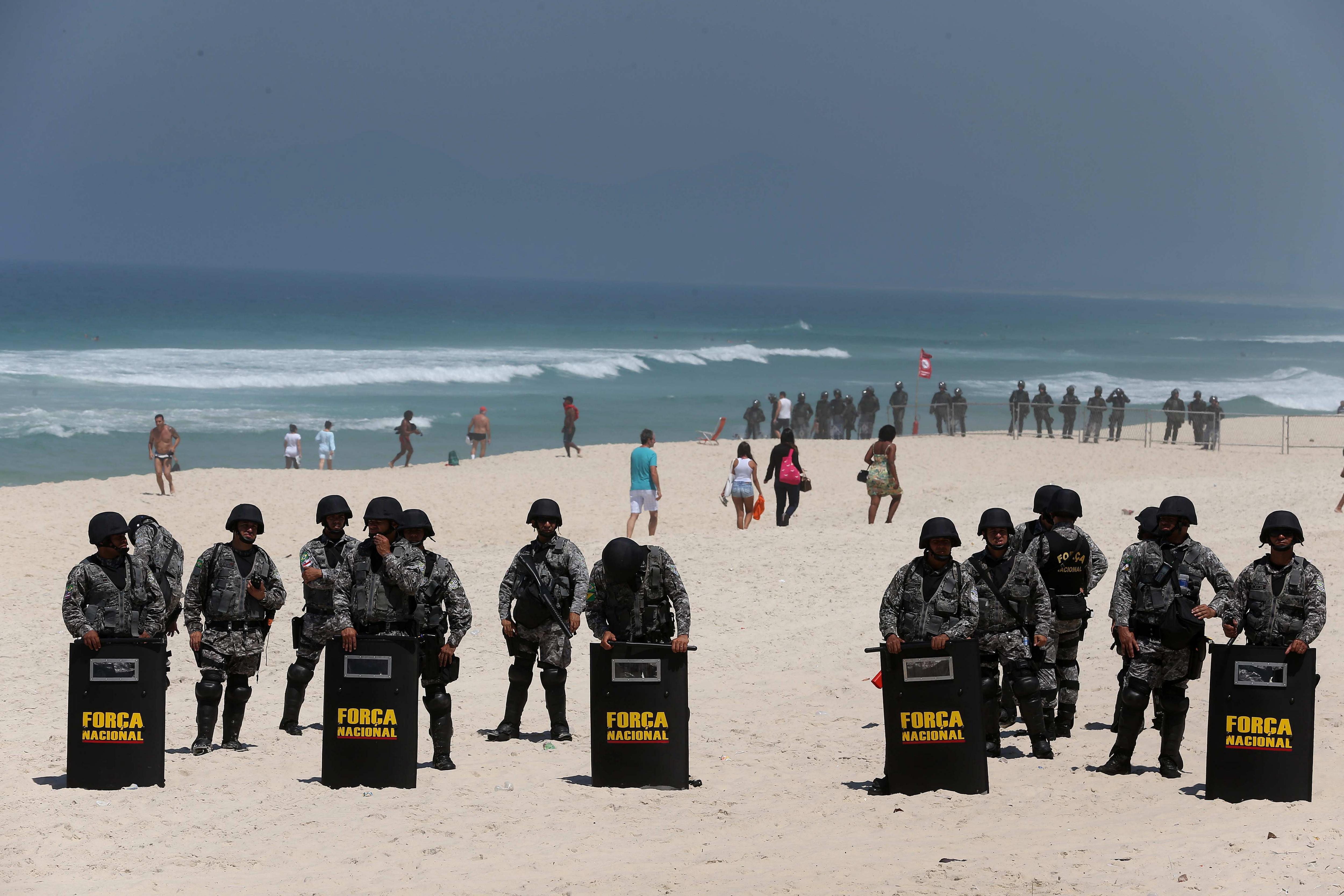 Brasil recibe el mínimo en la subasta de su mayor yacimiento de petróleo