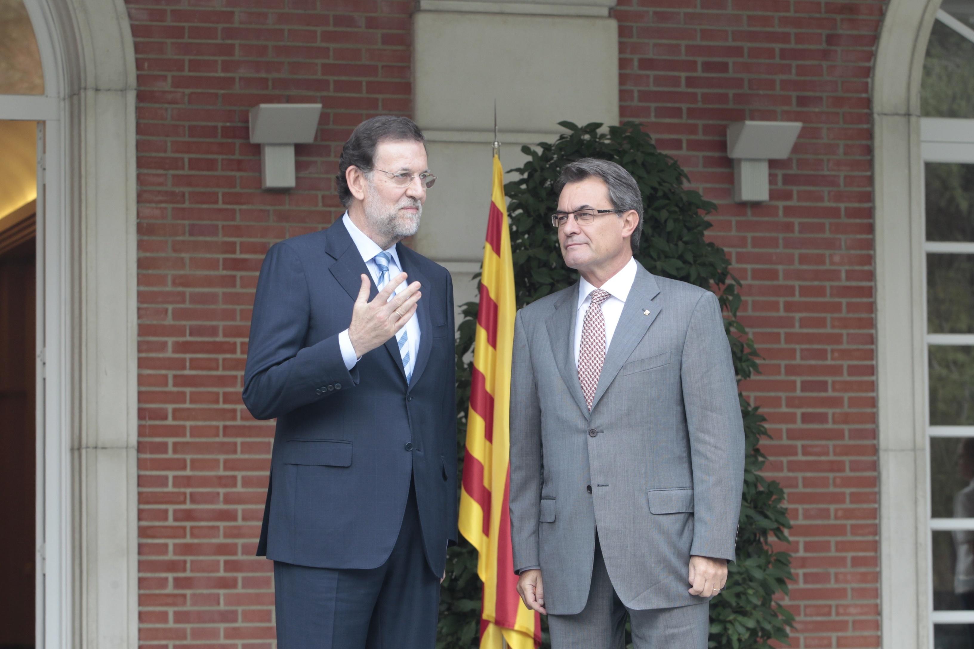 Mas podrá acompañar a Rajoy en el Foro Mediterráneo pero sin intervenir