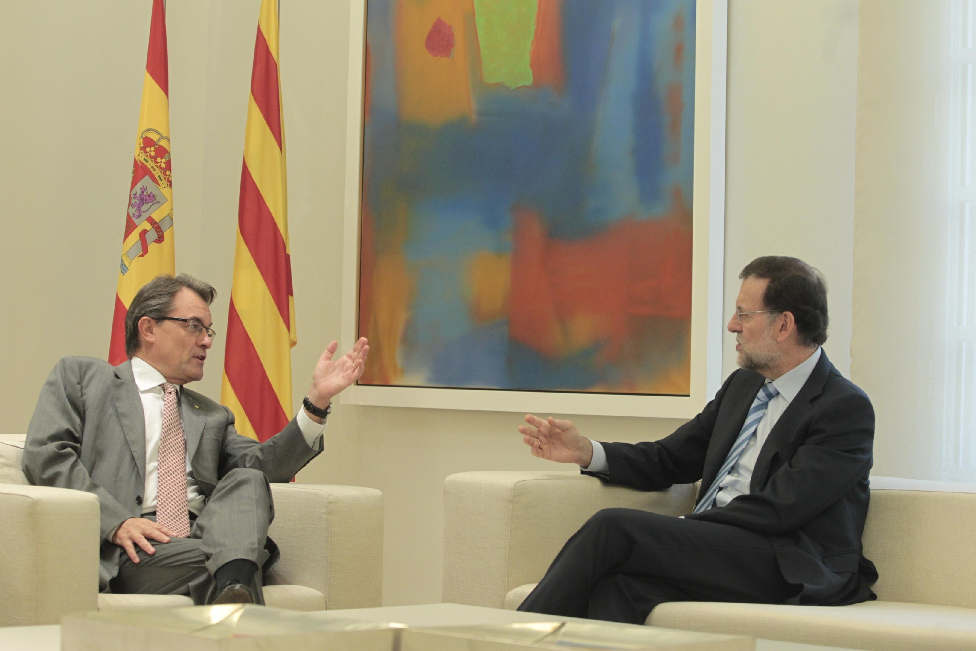 El Govern seguirá negociando con el Estado la intervención de Mas en el Foro Mediterráneo