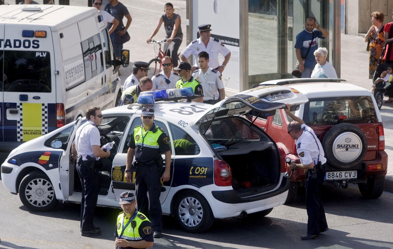 Detenido un camionero por huir tras el atropello mortal de un ciclista en Madrid