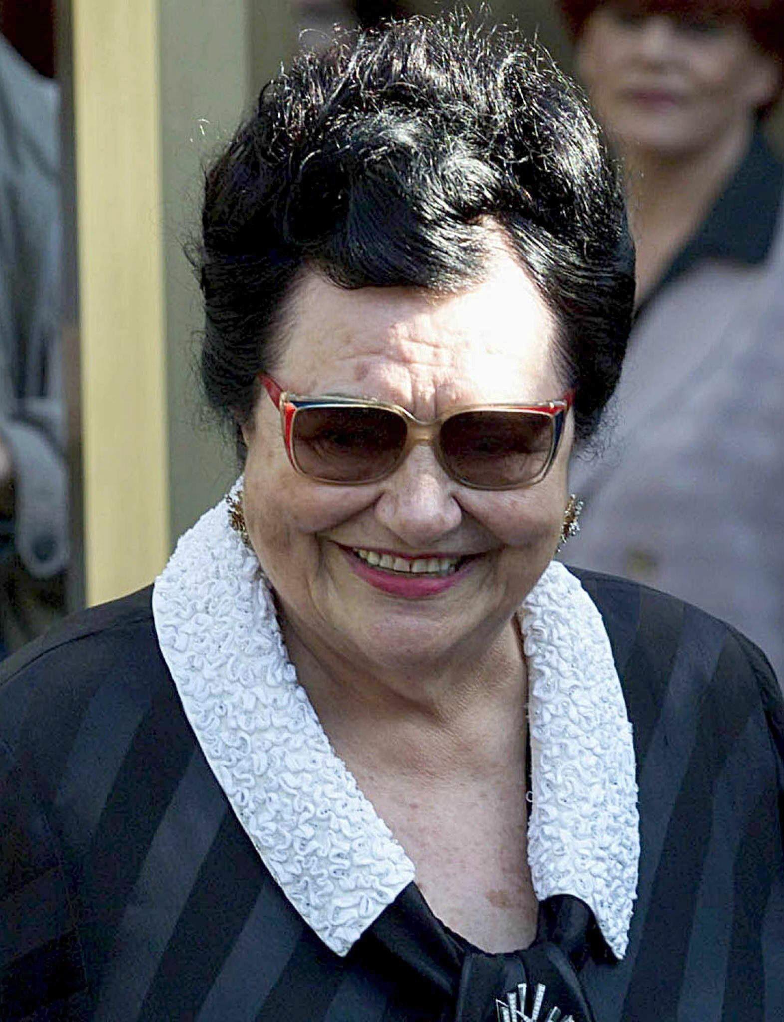 La esposa de Tito será enterrada en Serbia con honores militares