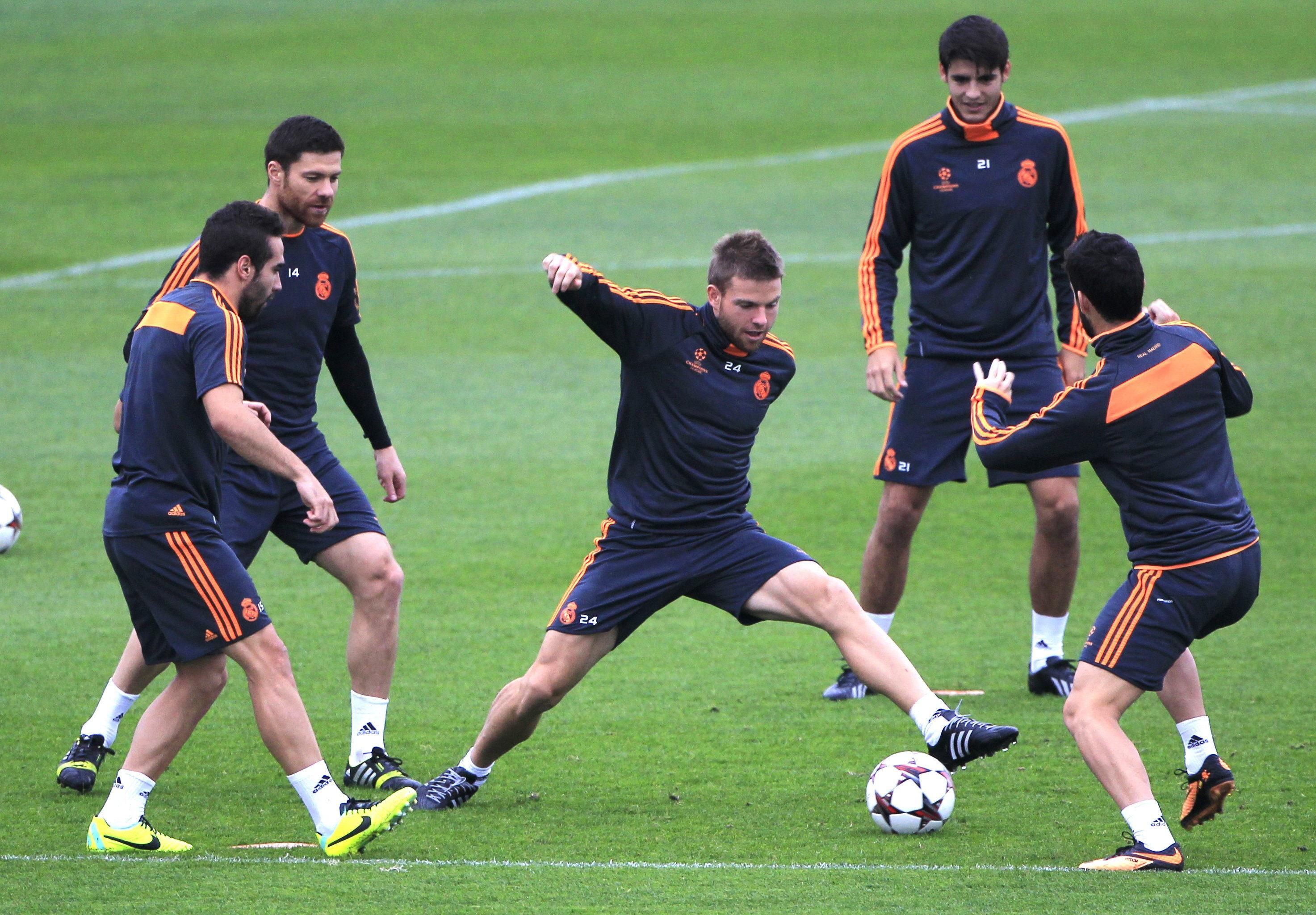 Ancelotti convoca a 22 futbolistas para la Juve, toda la plantilla salvo Xabi Alonso