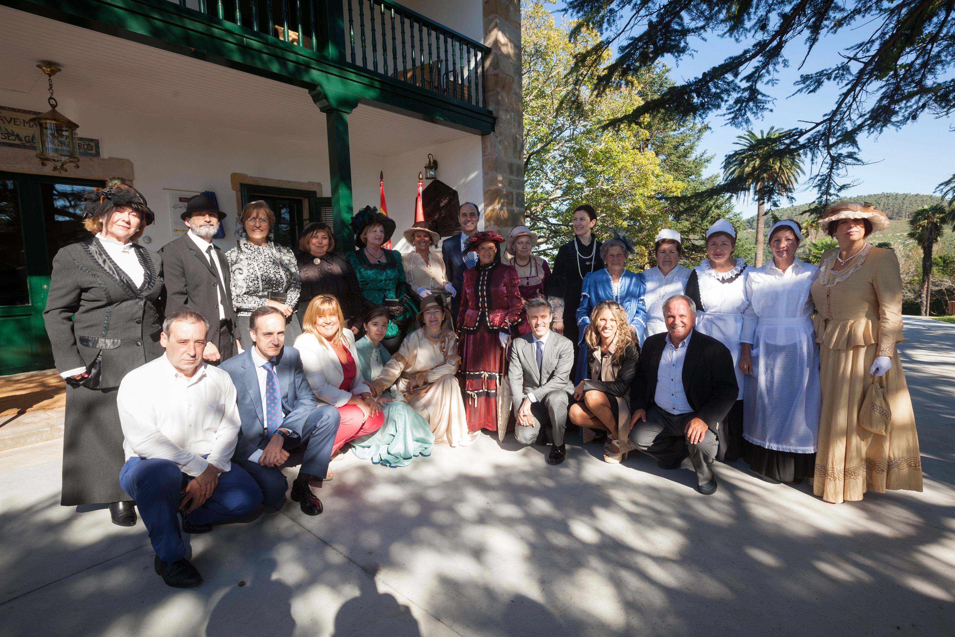 Cantabria rinde homenaje al Marqués de Valdecilla con la reapertura de las Casas Museo »San Rafael» y »La Casuca»