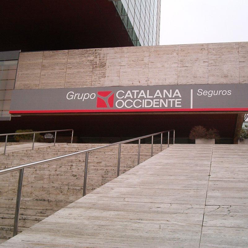 Catalana Occidente gana 173,4 millones hasta septiembre, un 6,2% más