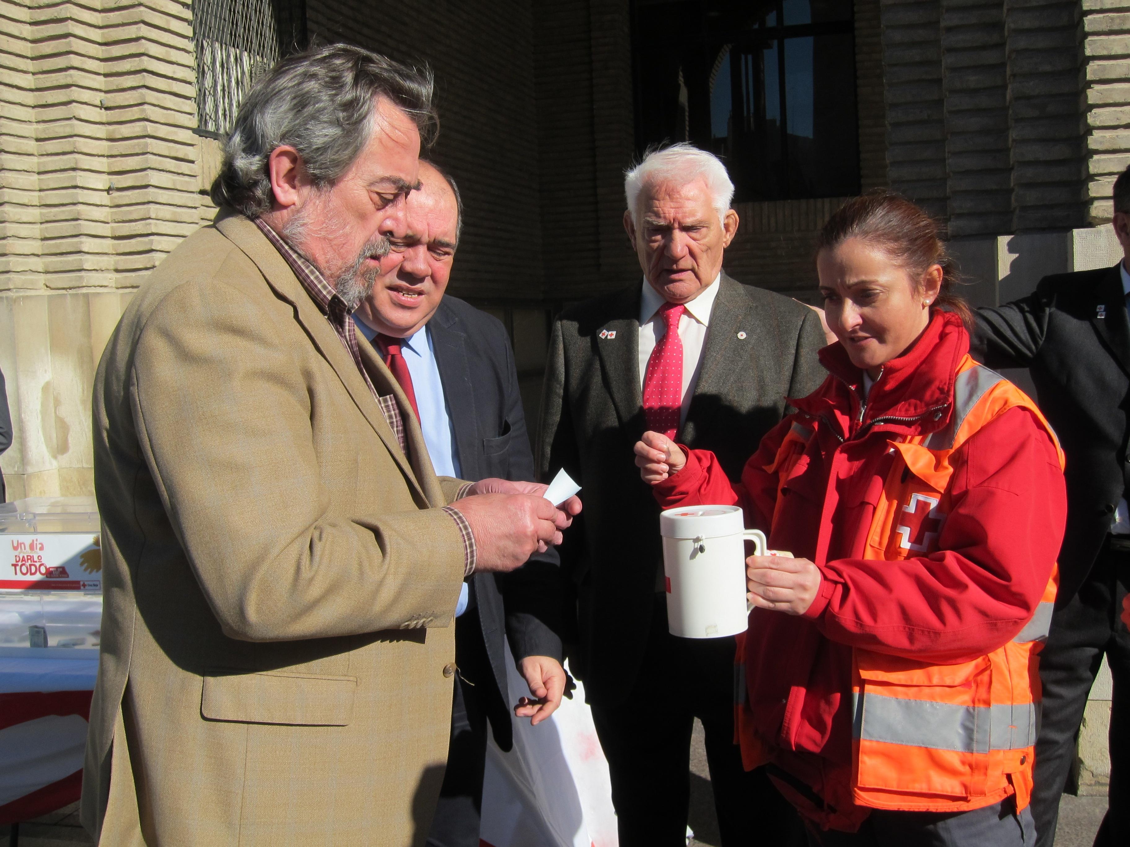 Cruz Roja llama a la solidaridad porque las ayudas de urgencia se han disparado «exponencialmente»