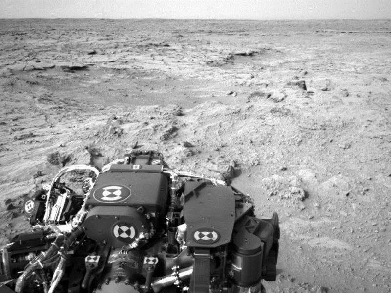Curiosity se acerca al Monte Sharp