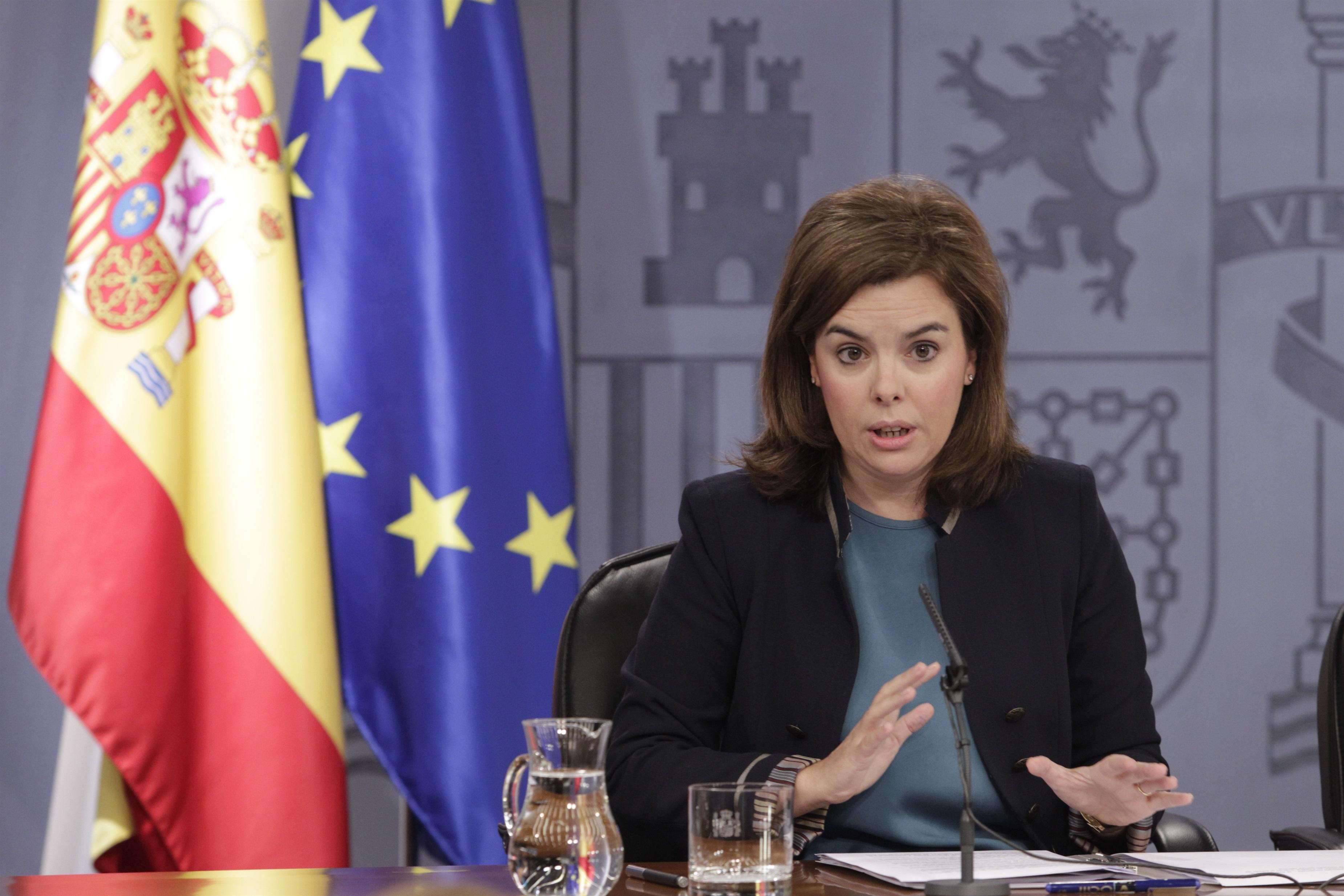 El Gobierno admite que el diálogo con la Generalitat «está echando a andar»