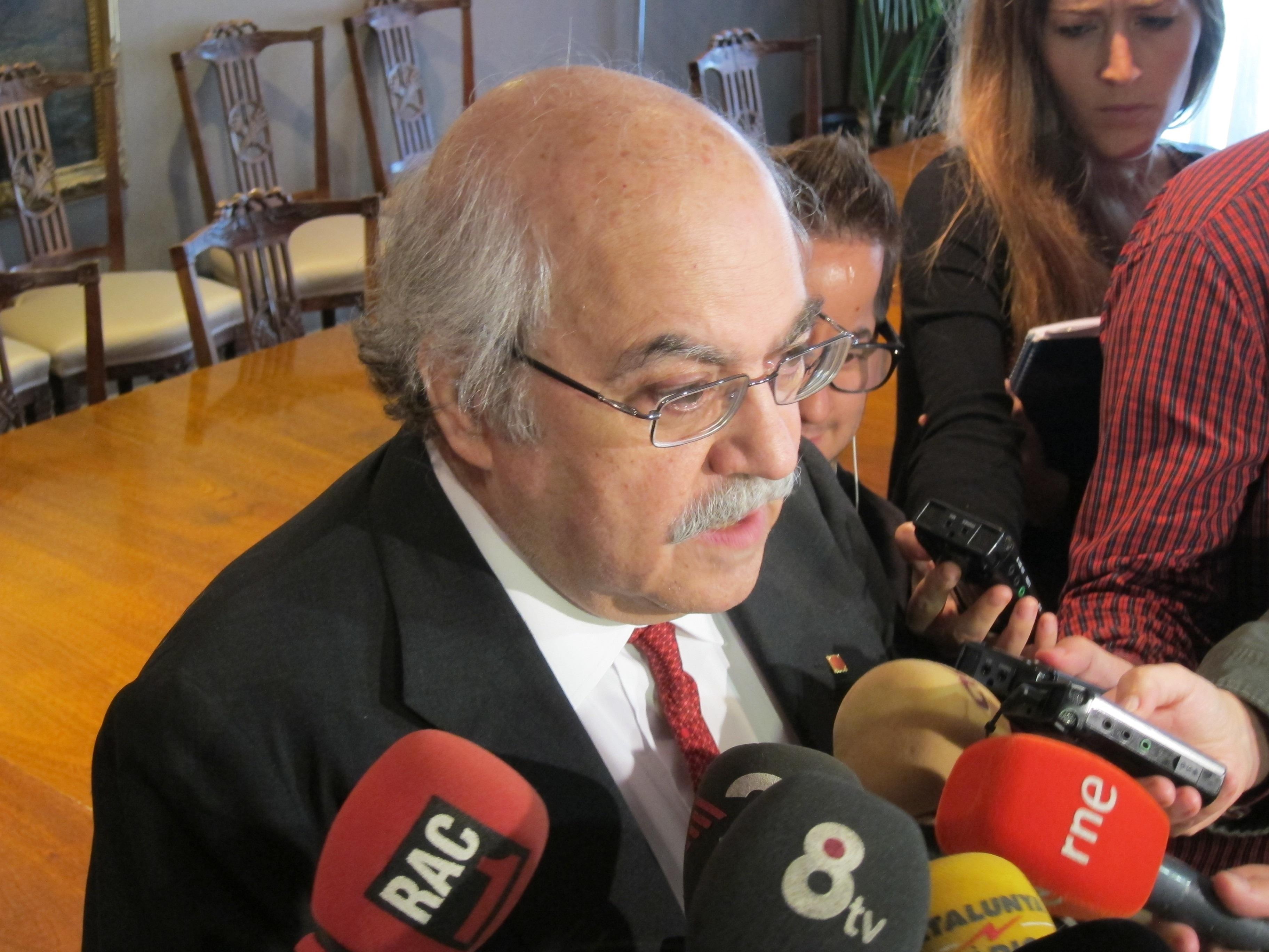 El Gobierno catalán pagará a proveedores cuando reciba la liquidez estatal, que se está retrasando