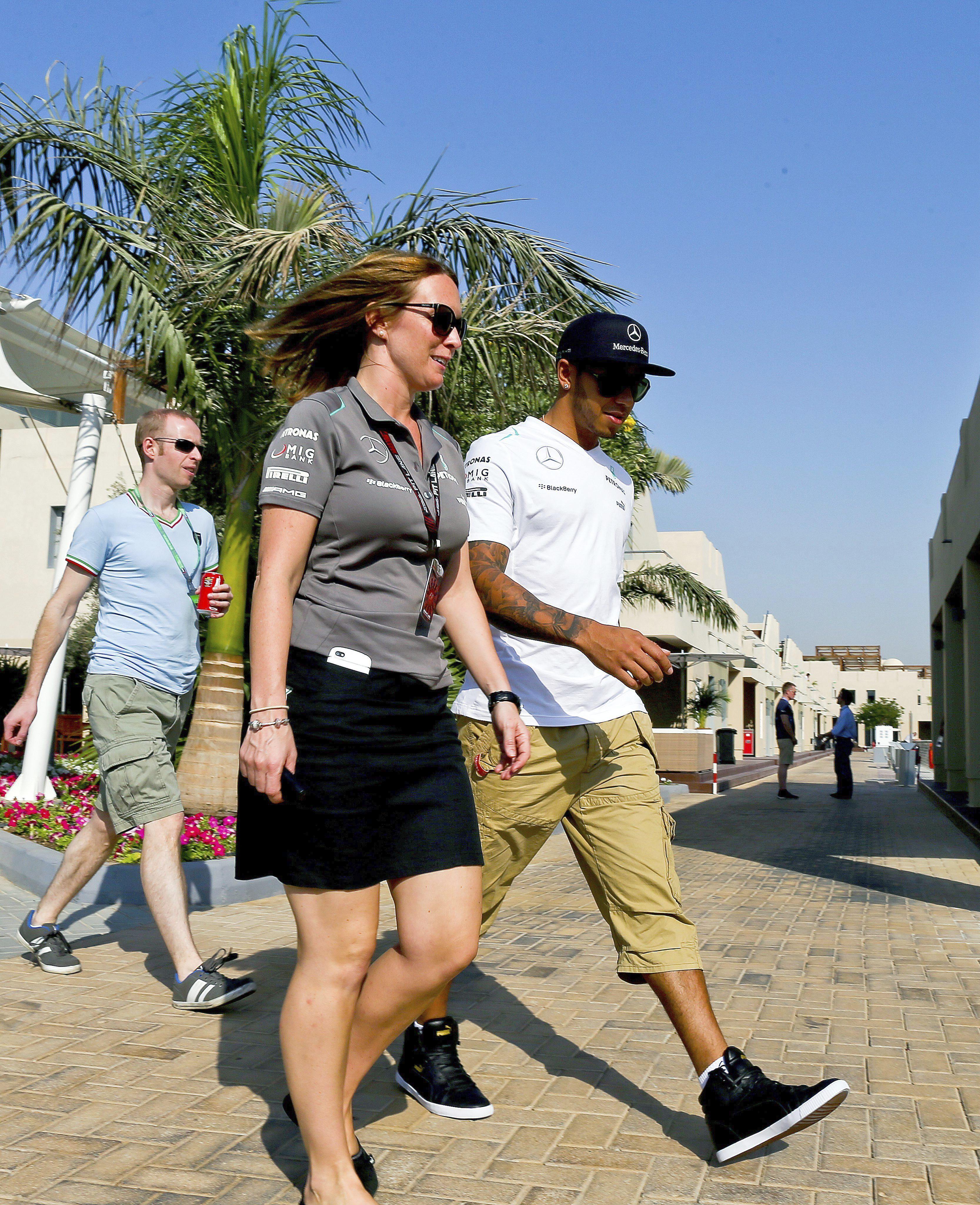 Hamilton dice que «Red Bull ha subido el nivel y todos hemos tenido que trabajar duro»