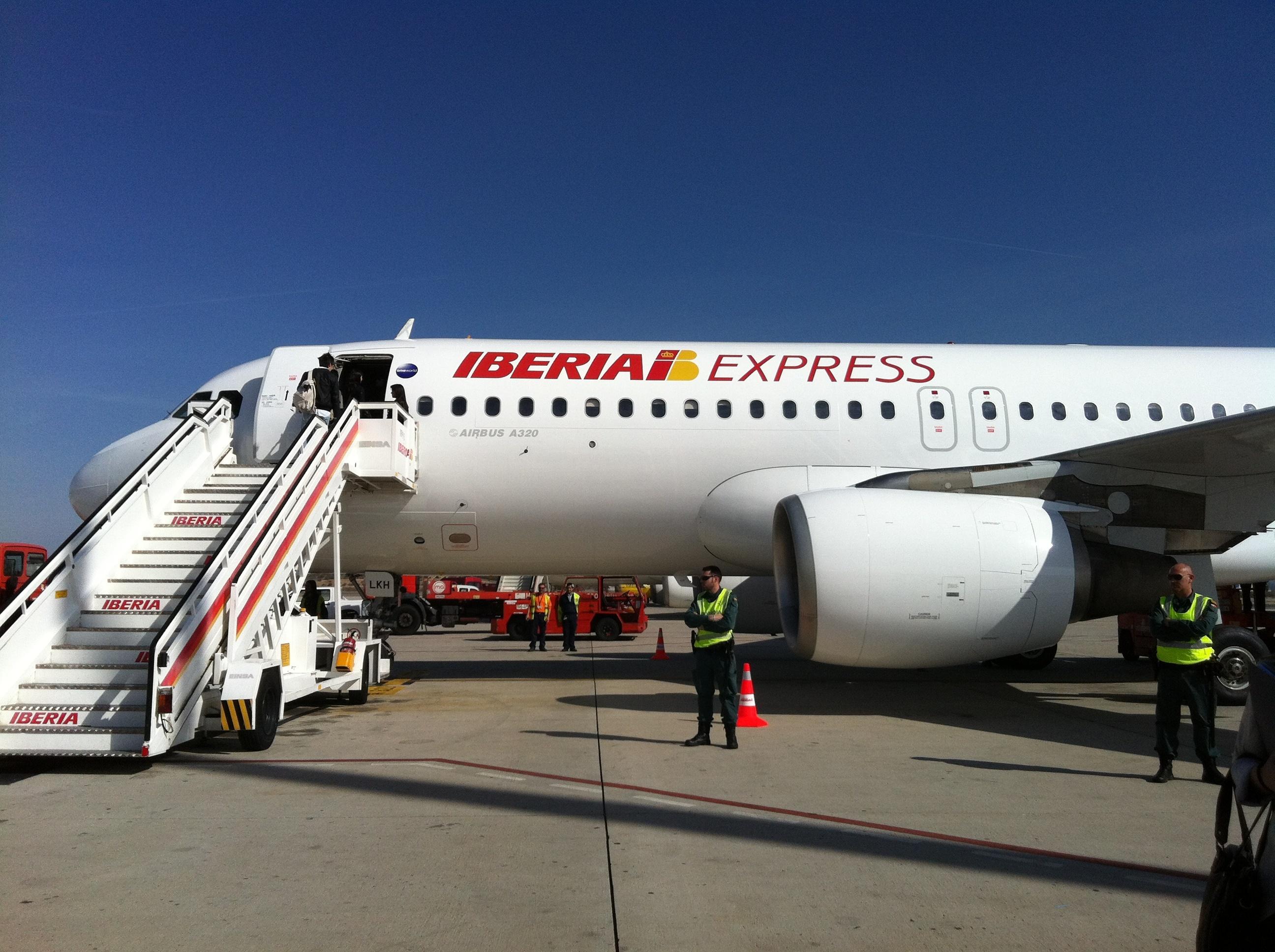 Iberia Express ofrecerá 34 conexiones adicionales entre Canarias y Madrid durante las navidades