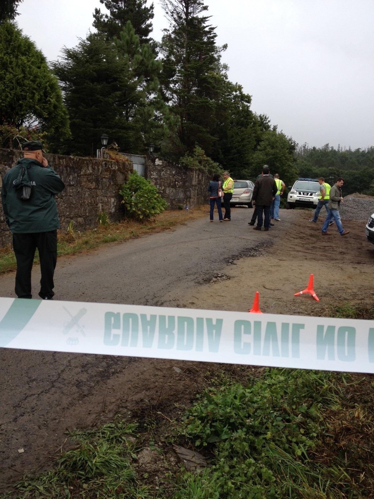 El tercer sospechoso podría ser del círculo de amigos de Rosario Porto
