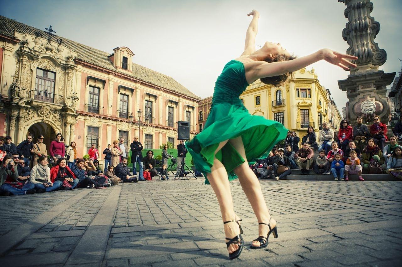 El Mes de la Danza abre su XX edición este viernes con 50 bailarines en una sesión de improvisación