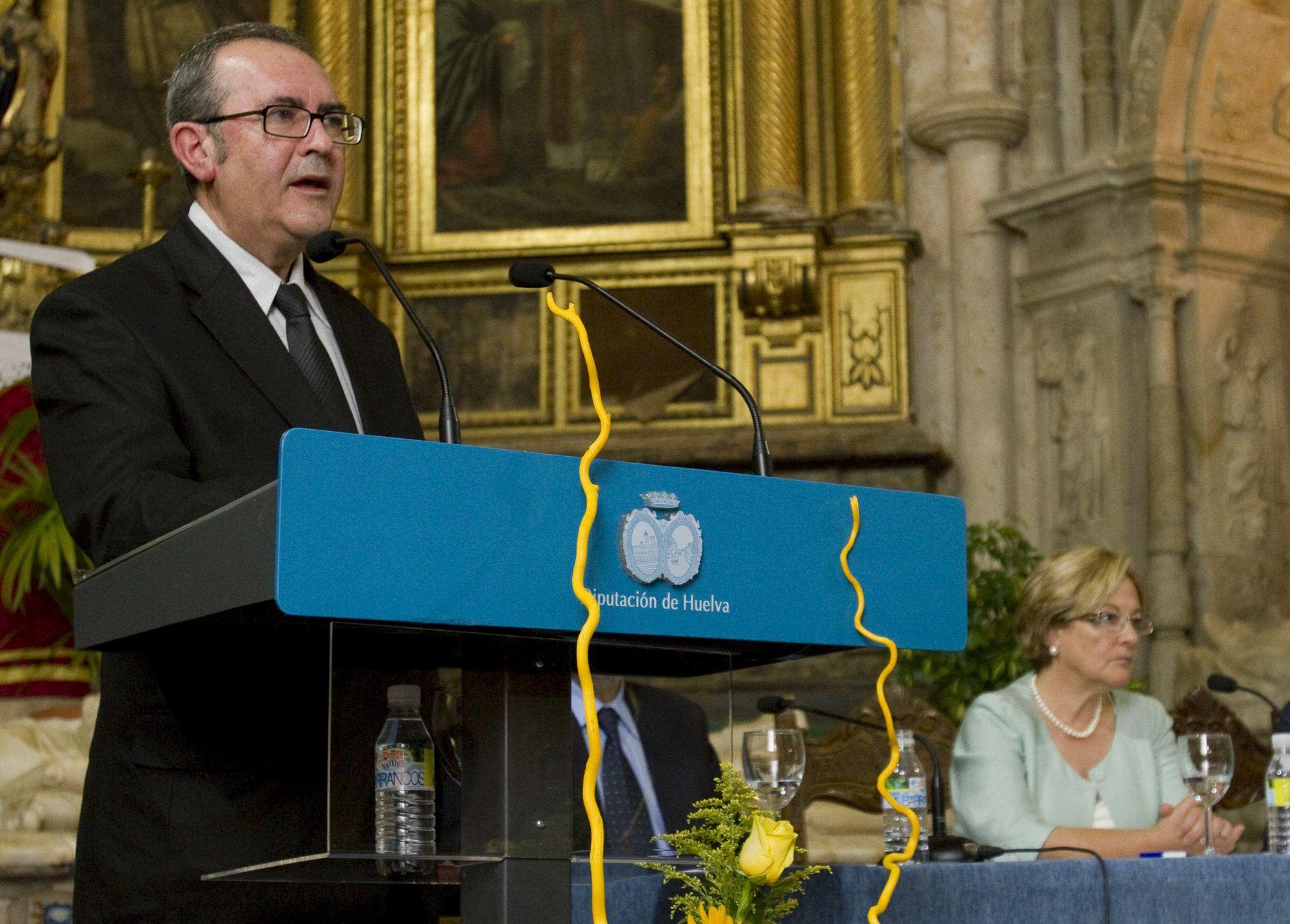 El poeta Ruiz Noguera logra el XVI Premio Internacional de Poesía Generación del 27