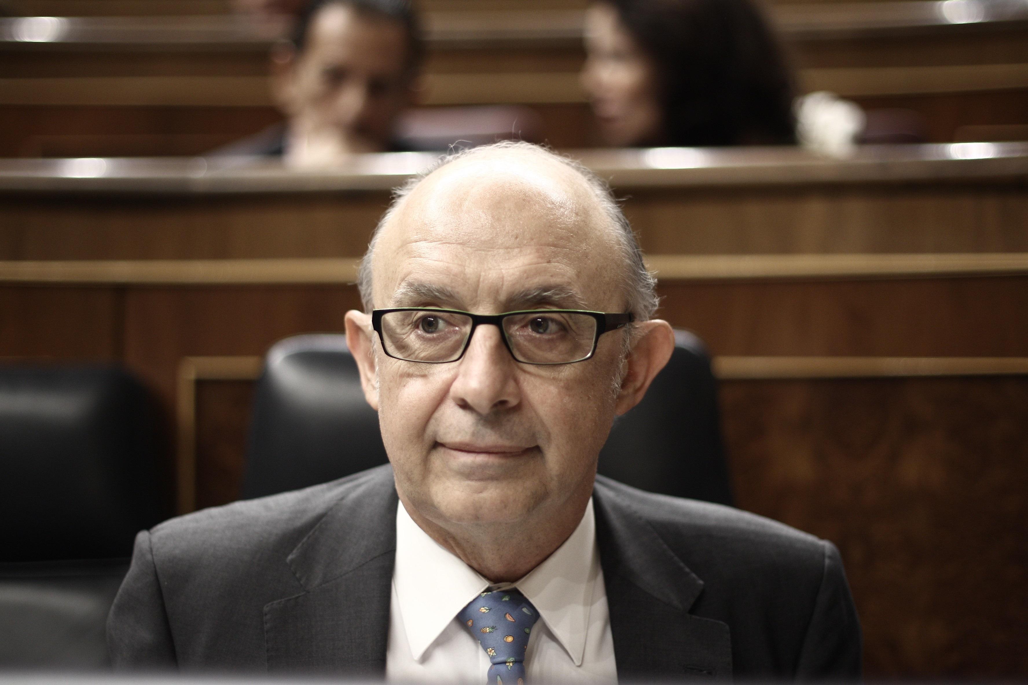 PSOE, IU-ICV, CiU y ERC rechazan la Ley de Deuda Comercial, por ir contra los servicios públicos y las CC.AA.