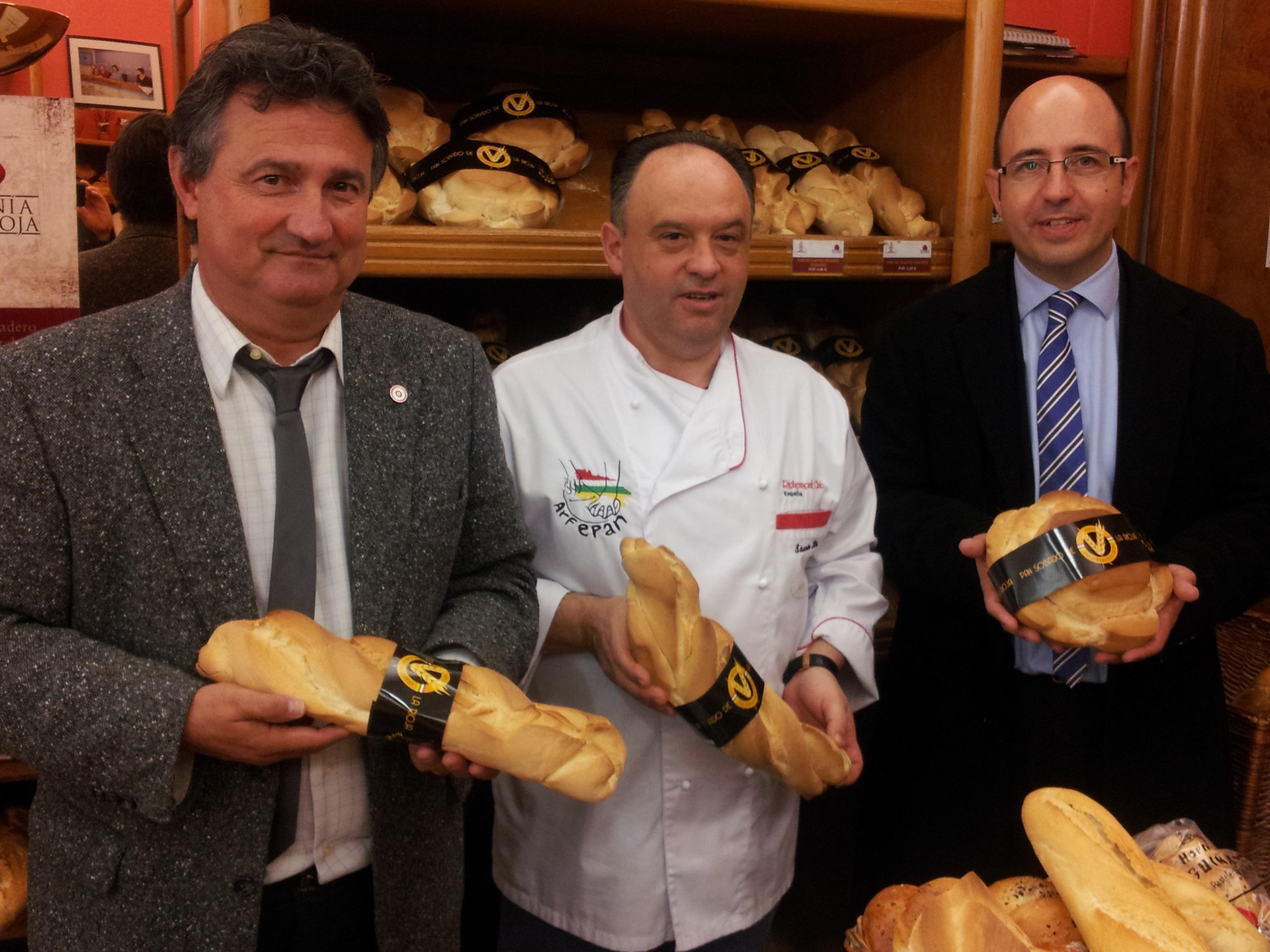 El »Pan Sobado de La Rioja», a la venta a partir de este viernes