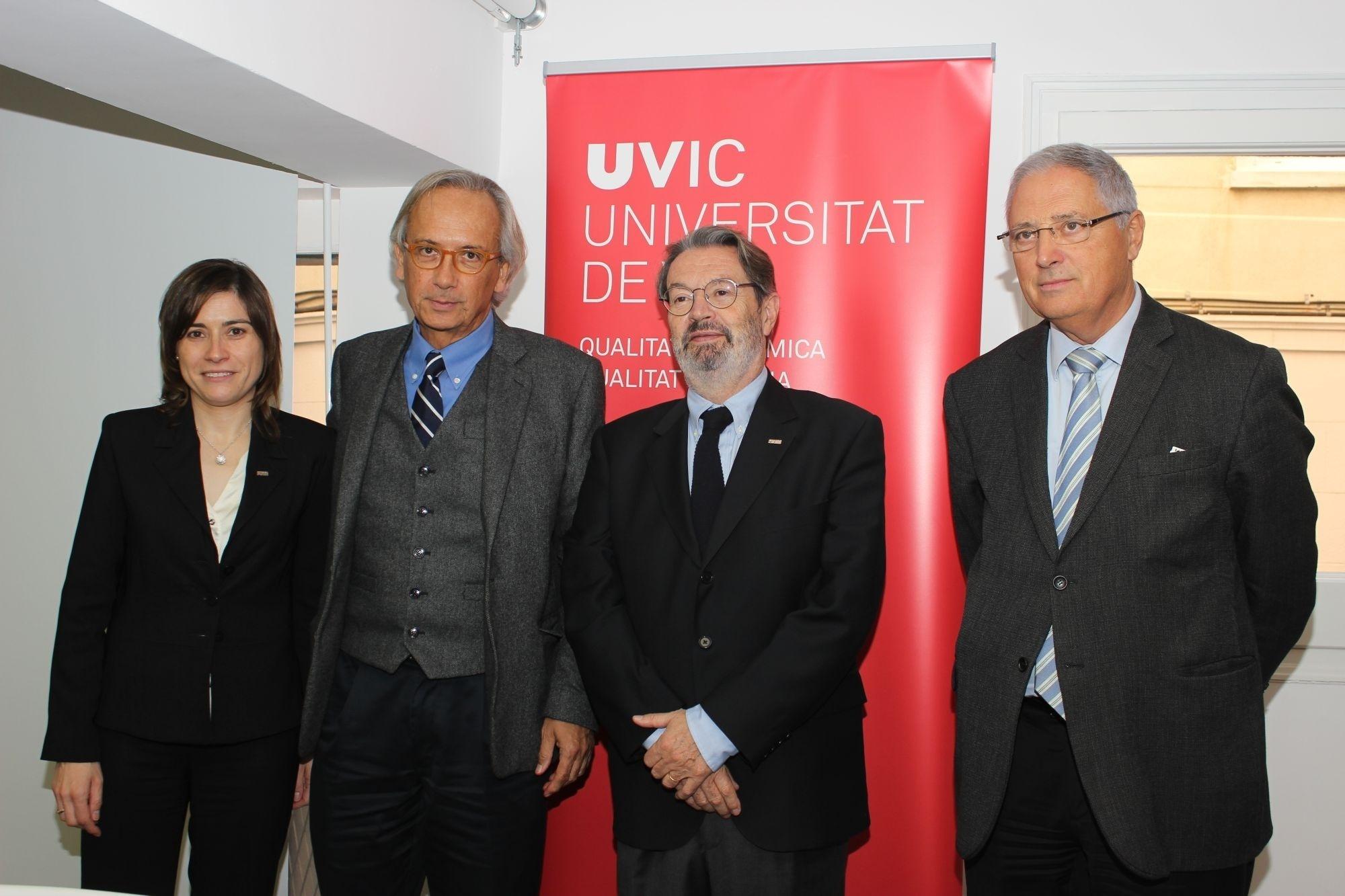 La UVic crea una cátedra para investigar sobre el Sida y enfermedades relacionadas