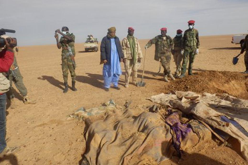 Un ministro plantea prohibir que mujeres y niños viajen al norte de Níger