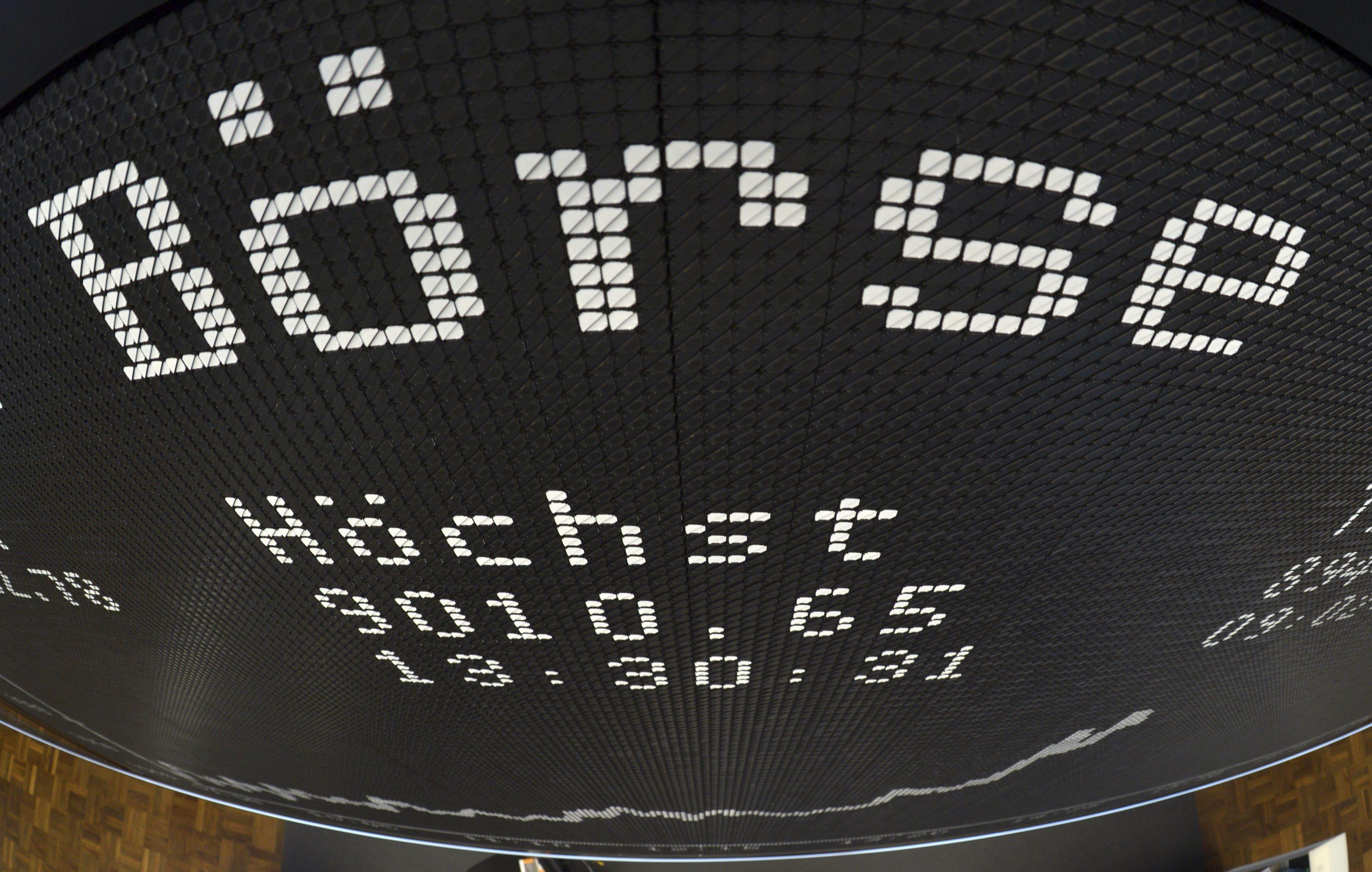 La Bolsa de París baja un 0,07 por ciento en la apertura