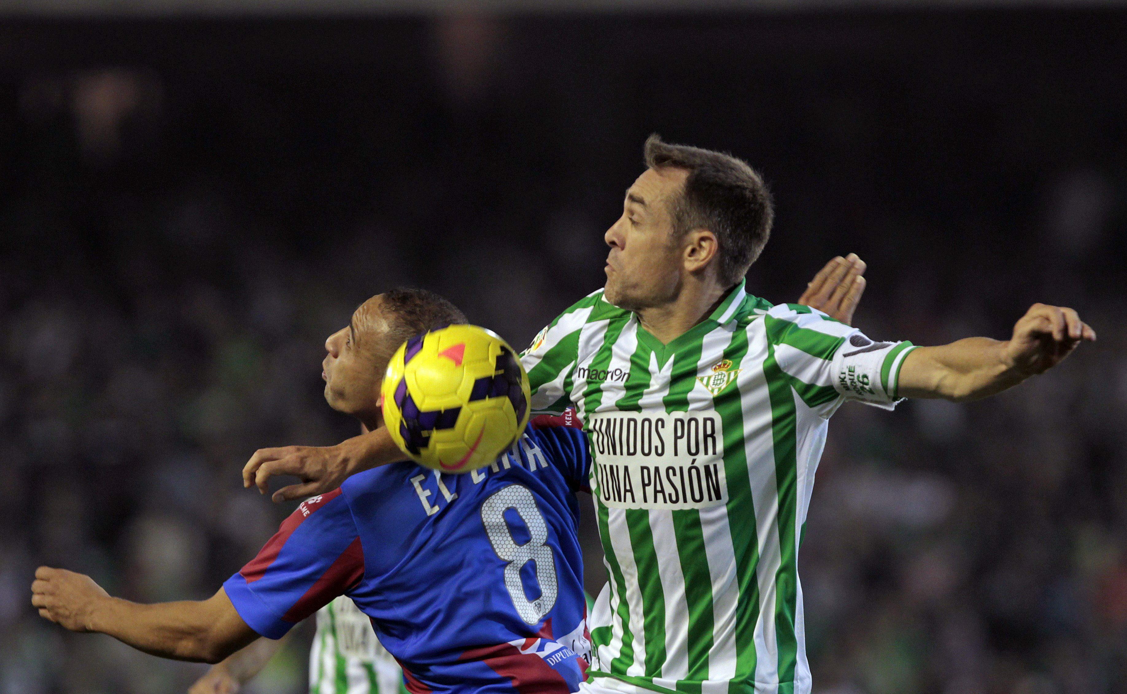 0-0. El Levante agrava un poco más la situación del Betis