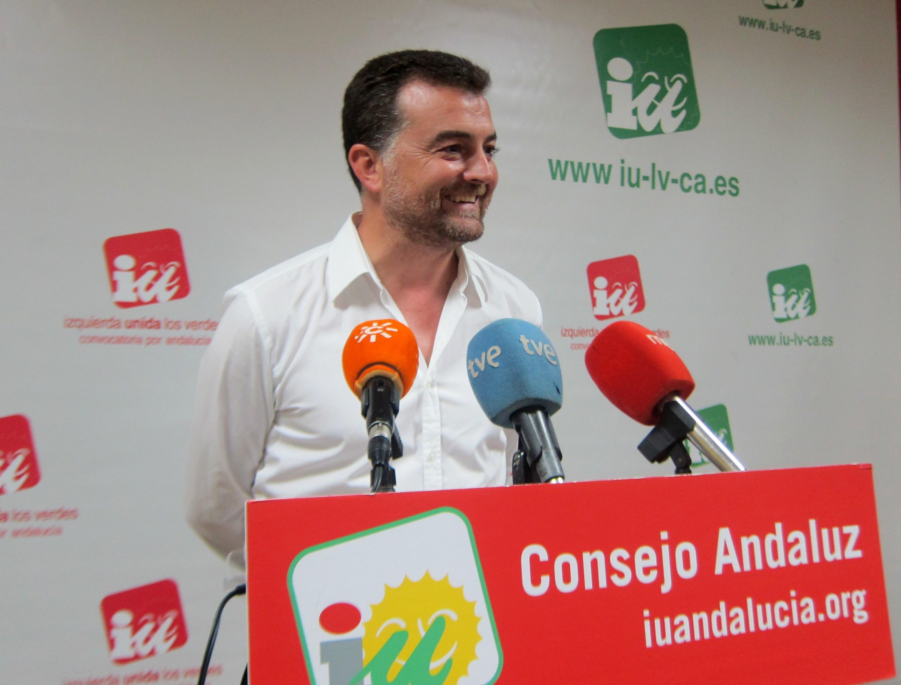 Maíllo prefiere que los consejeros de IULV-CA no sean candidatos a las municipales y espera que «agoten» la legislatura