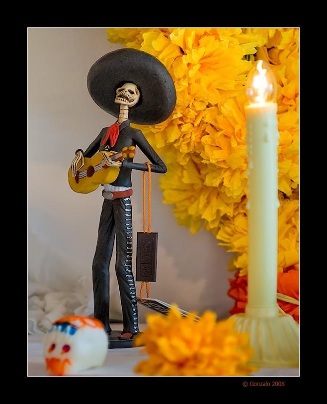 El Museo de América celebra Todos los Santos con la exposición »Altar de Muertos Mexicano»