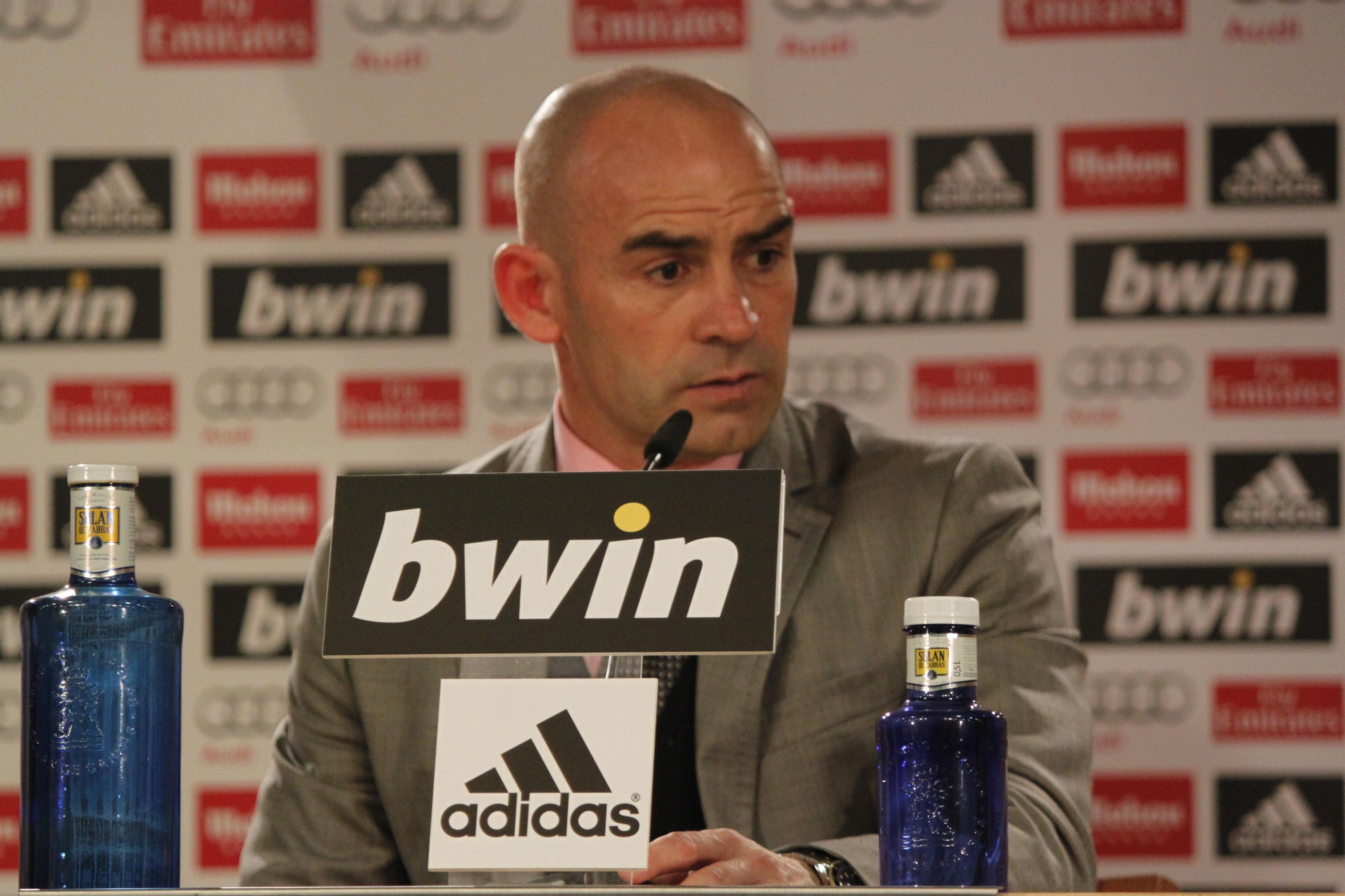 Paco Jémez (Rayo): «Pienso que es posible, he soñado que le dábamos un repaso»