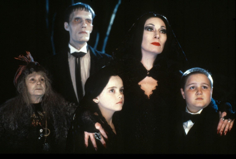 La familia Addams vuelve al cine