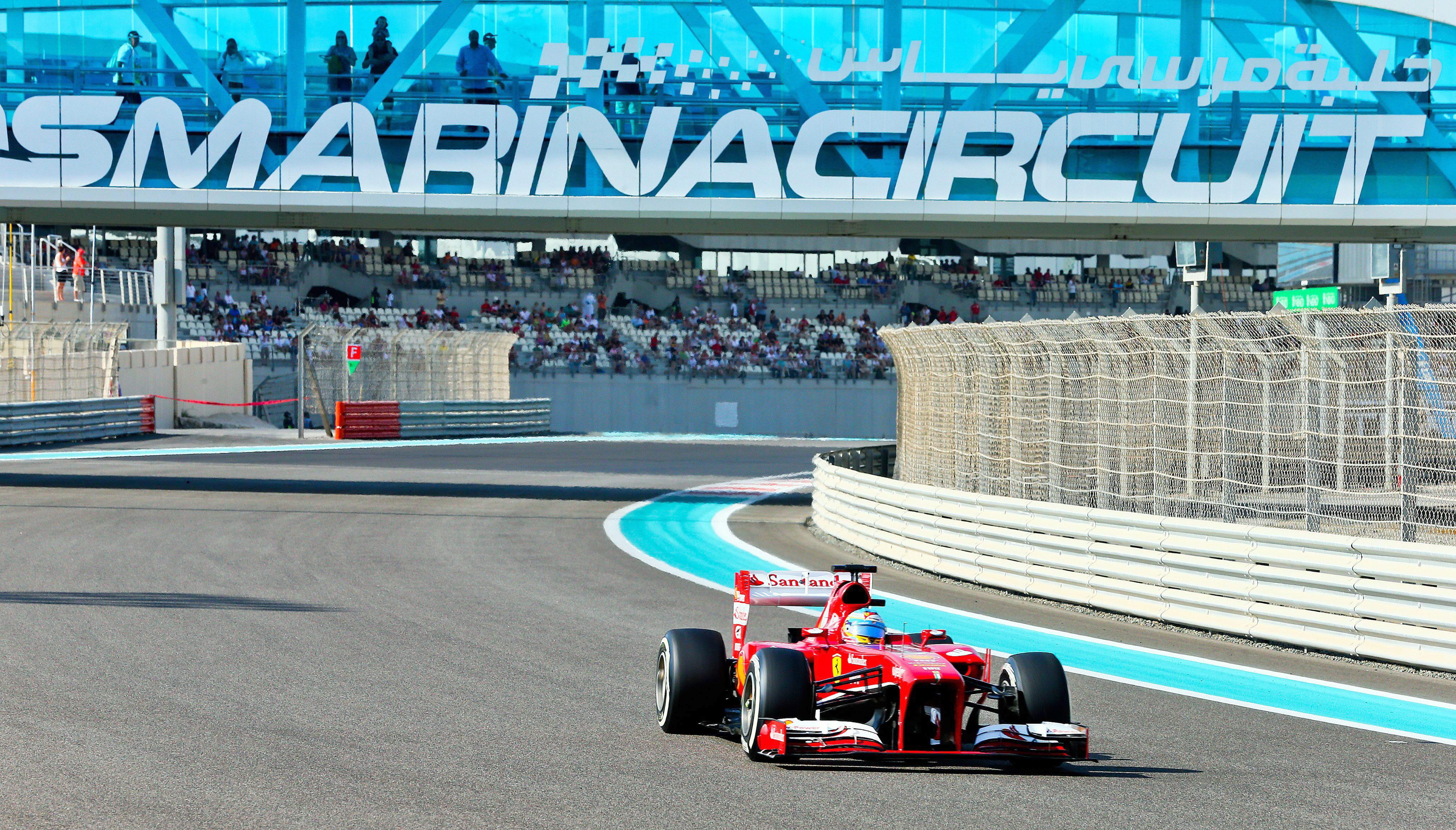 Fernando Alonso eliminado en la segunda ronda de clasificación en Abu Dabi