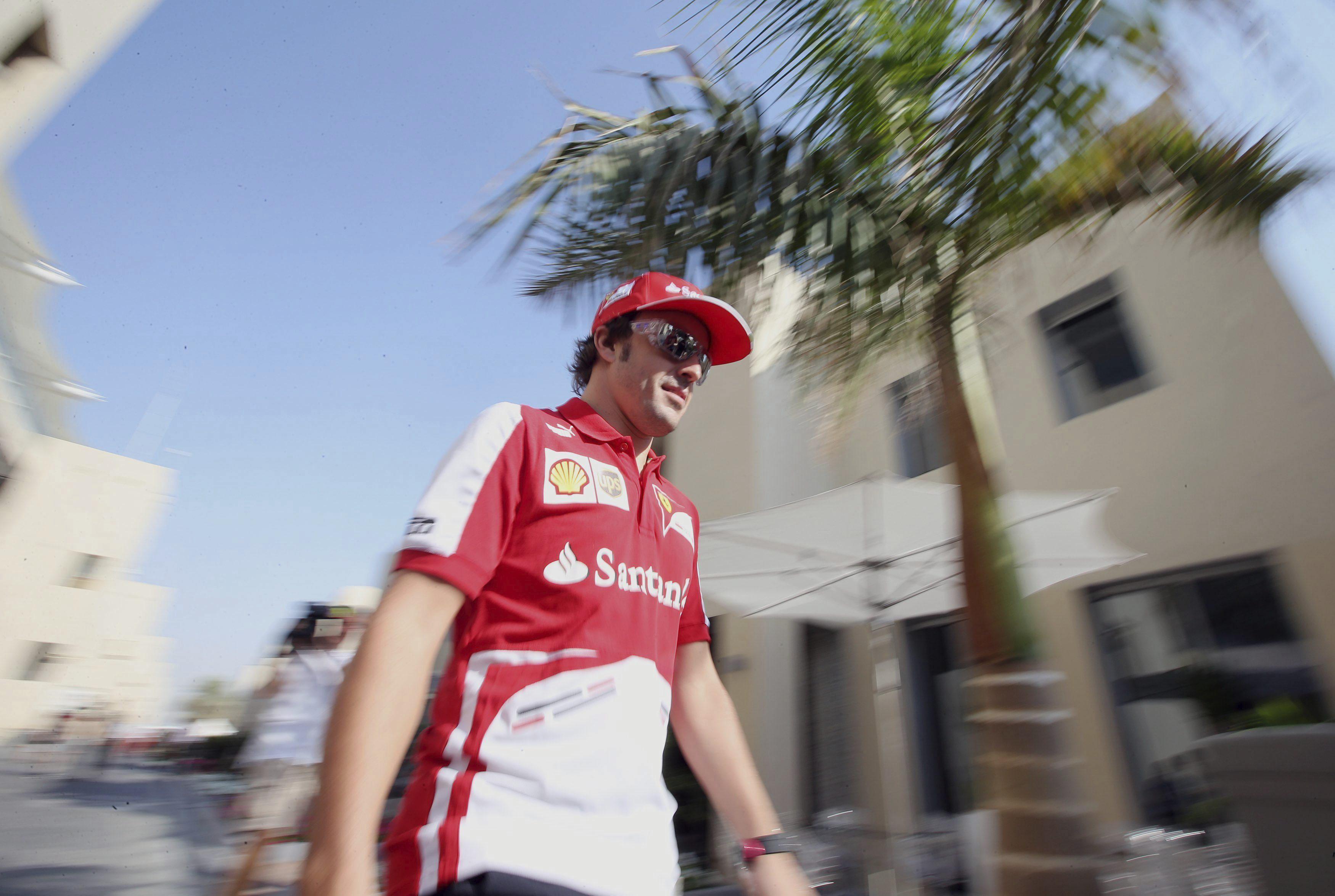 Alonso necesita sumar 51 puntos en las próximas carreras para ser subcampeón