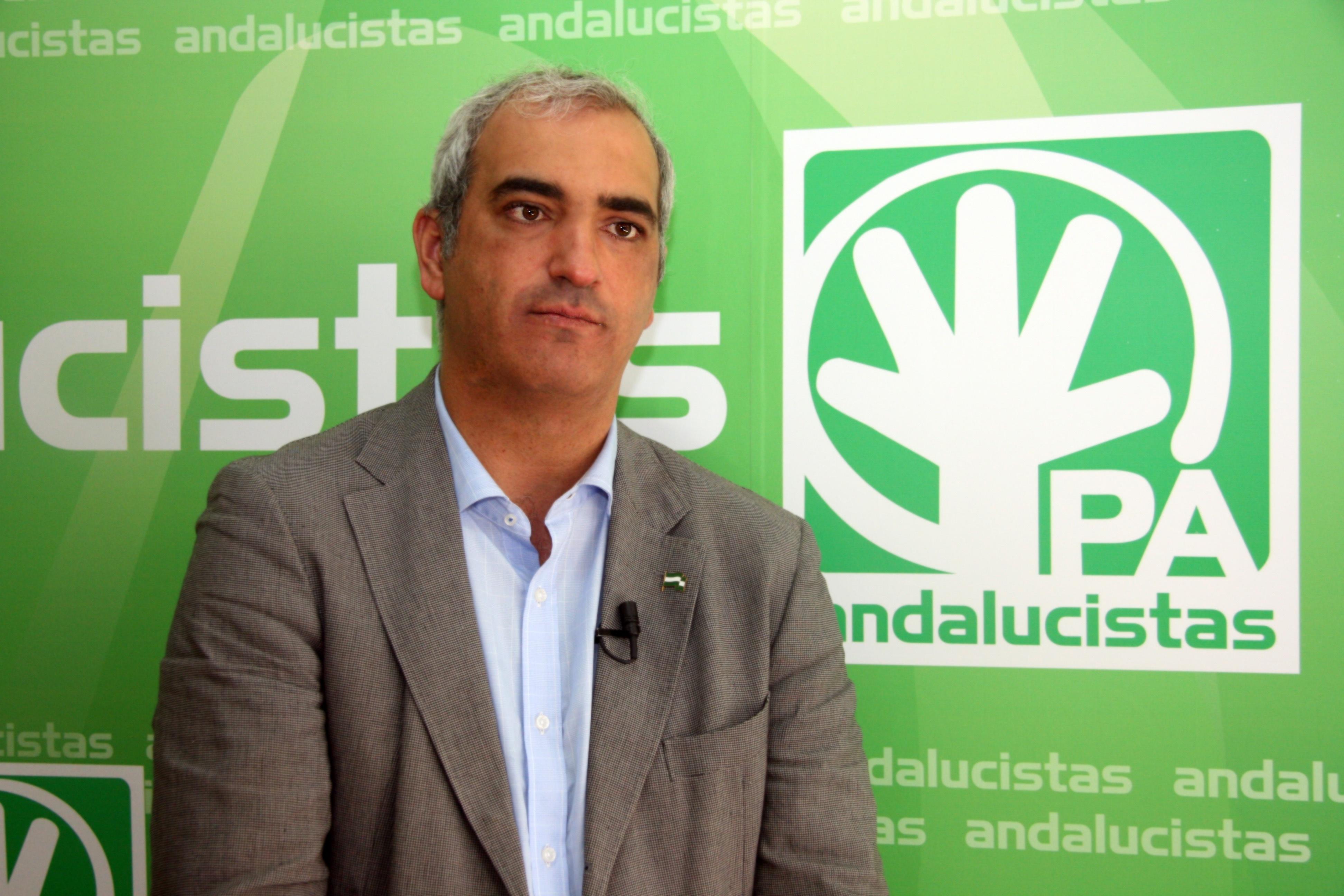 Antonio Jesús Ruiz y Sergio Flores se medirán este domingo en las primarias del PA para convertirse en candidato a Junta