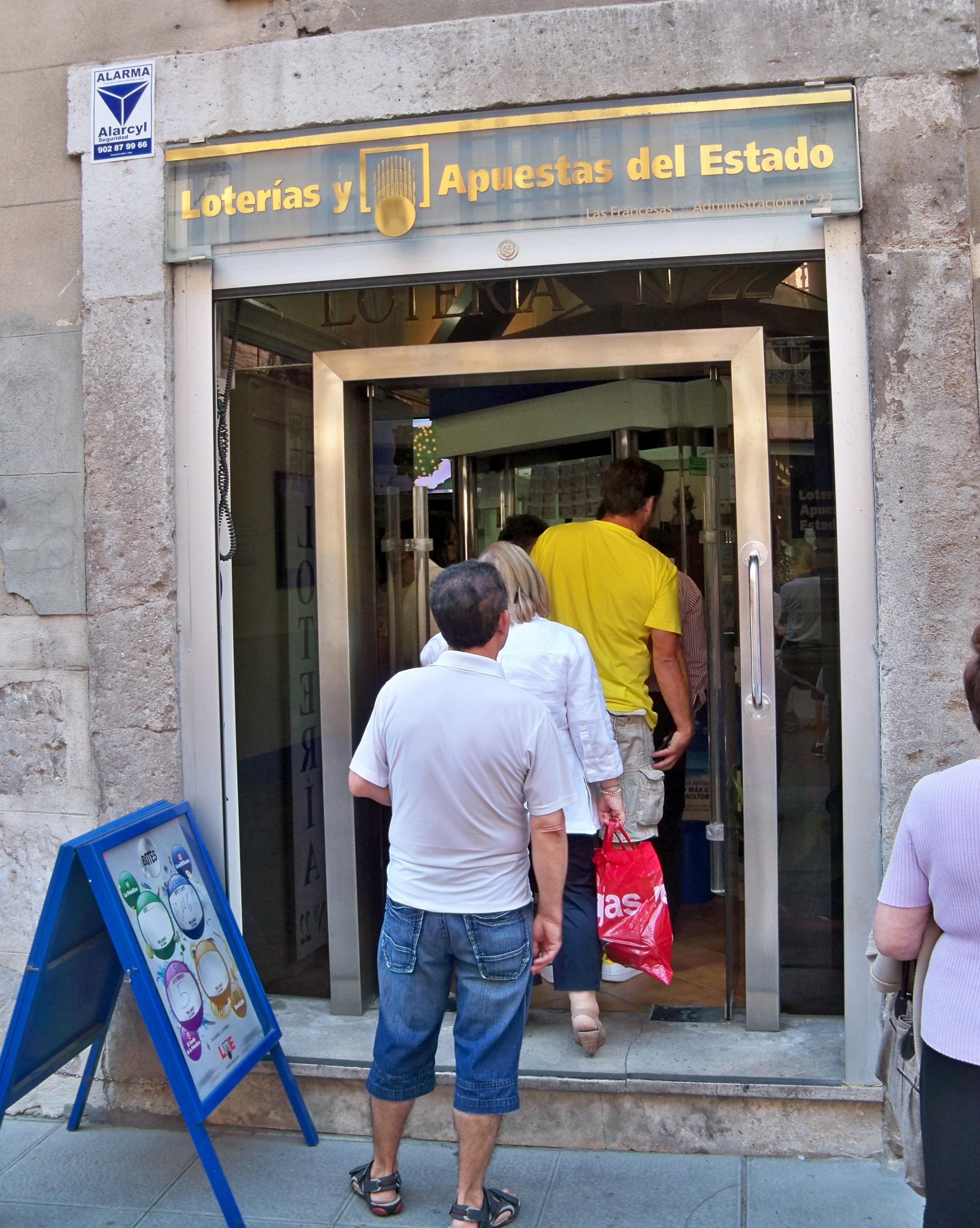 El sorteo de Euromillones deja un premio de 220.000 euros en Miranda de Ebro (Burgos)