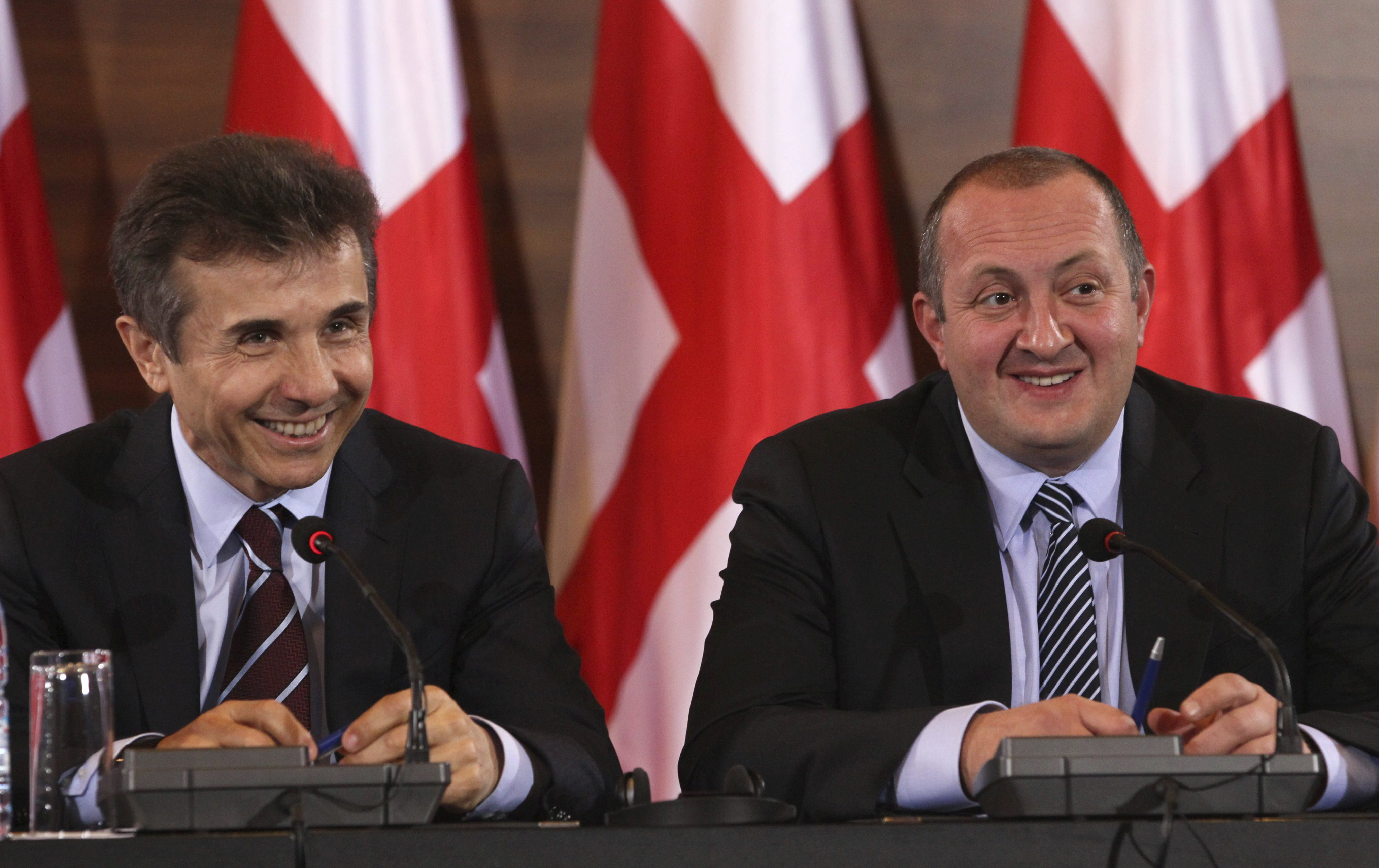 Ivanishvili nombra a su sucesor al frente del Gobierno de Georgia