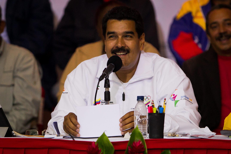 Maduro decreta la llegada de la Navidad a Venezuela para vencer la amargura