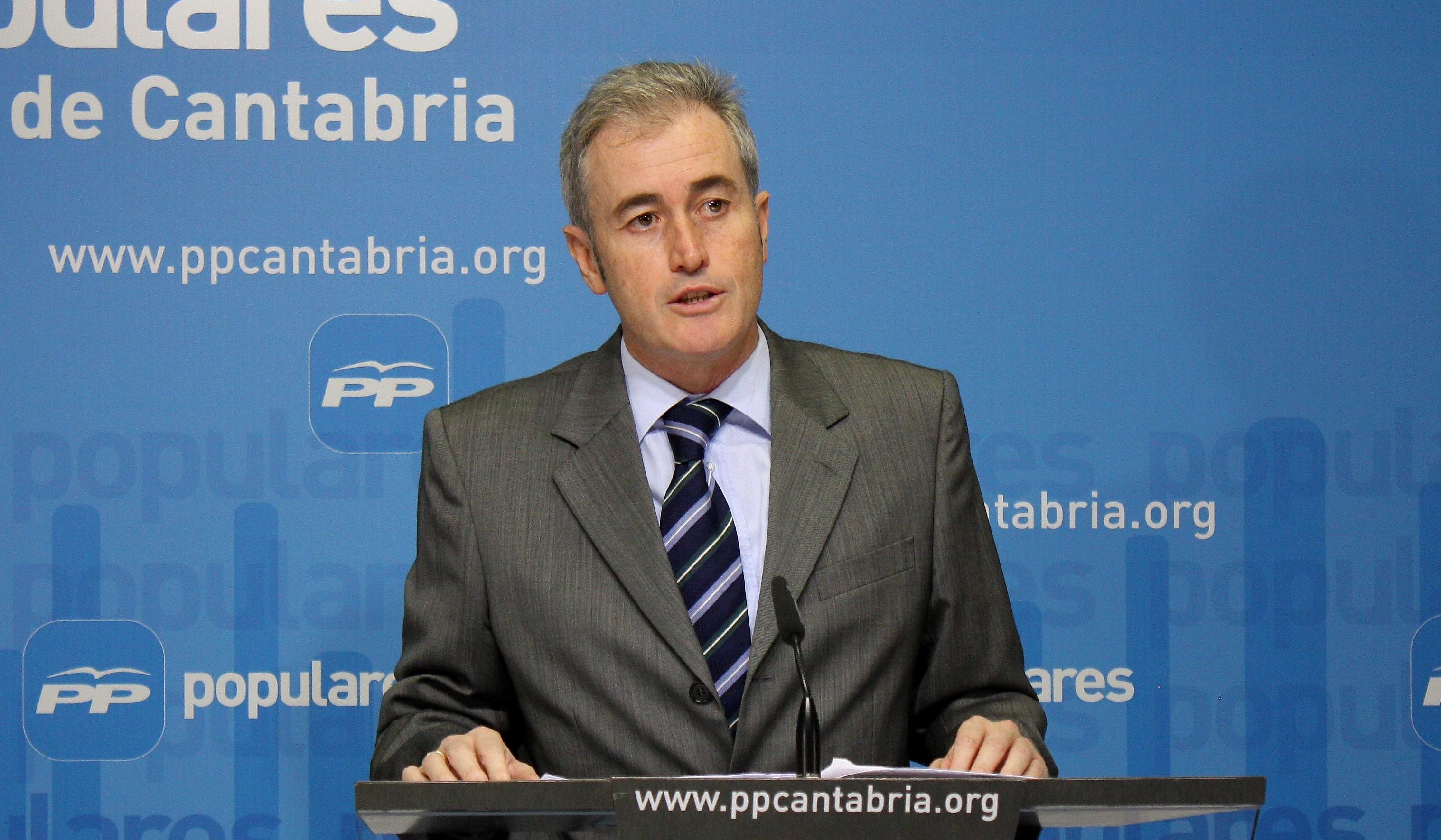 El PP defiende un «mayor equilibrio entre protección del litoral y desarrollo» en sus enmiendas a la reforma del POL