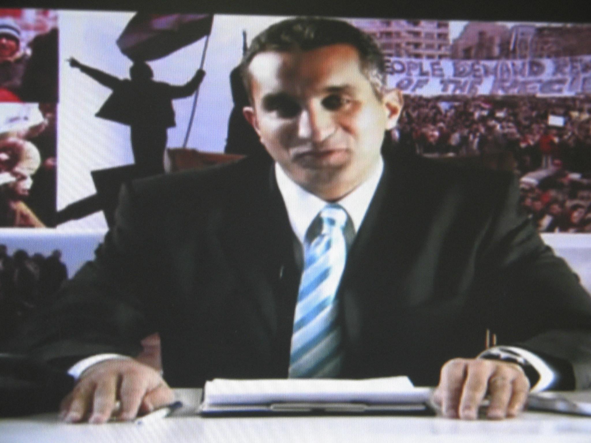 Suspenden el programa de un famoso humorista egipcio tras bromear sobre el Ejército