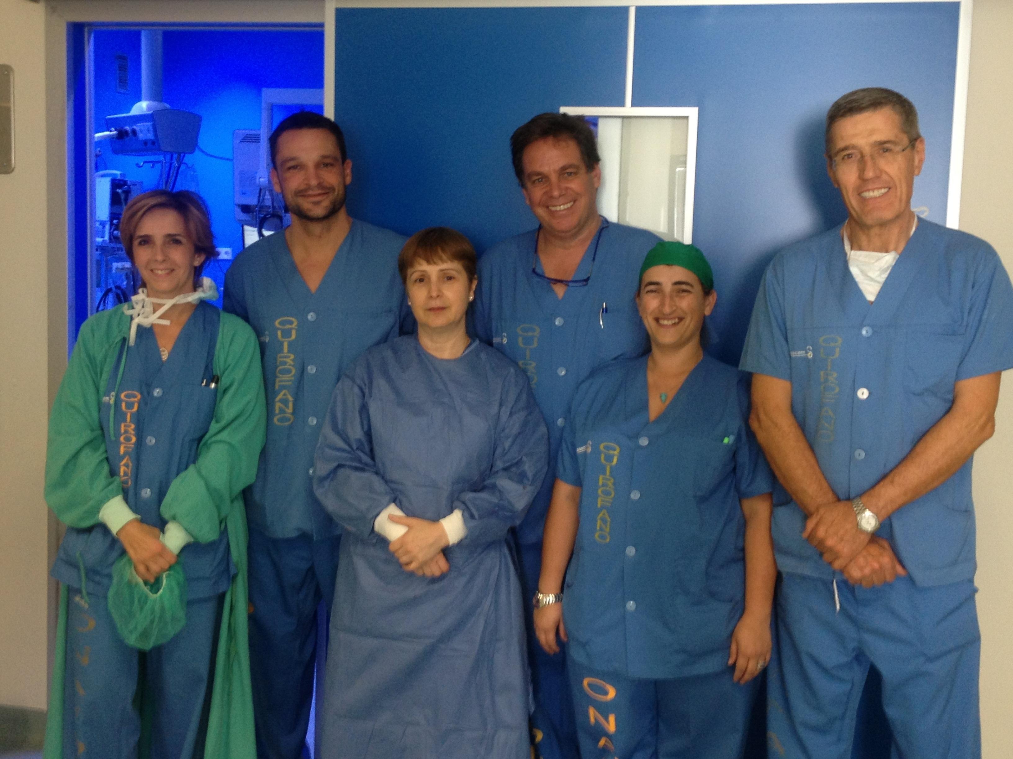 Urólogos del Hospital de Ciudad Real consiguen extirpar tumores de gran tamaño mediante una técnica no invasiva