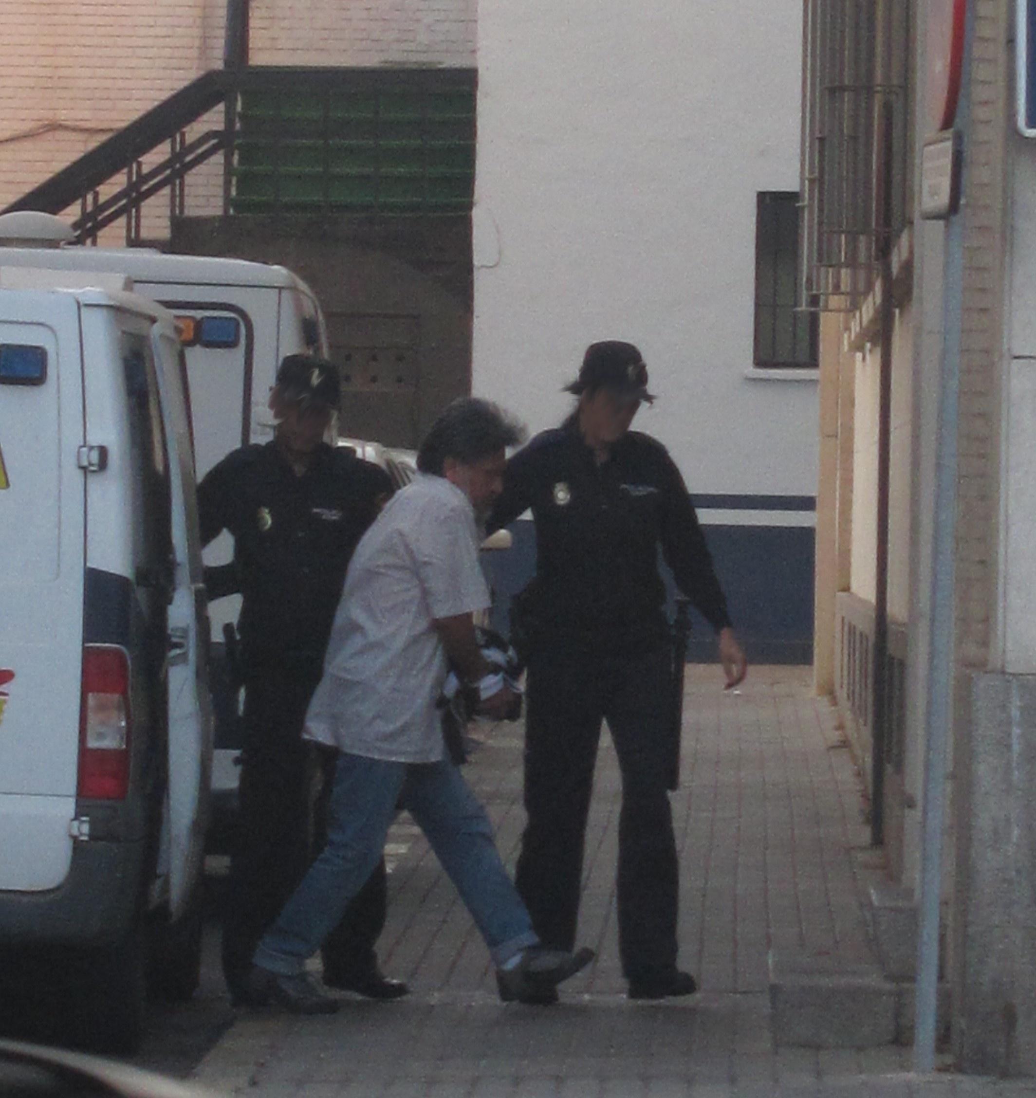 La Audiencia analizará el recurso a la prórroga de prisión del acusado del crimen de Almonaster
