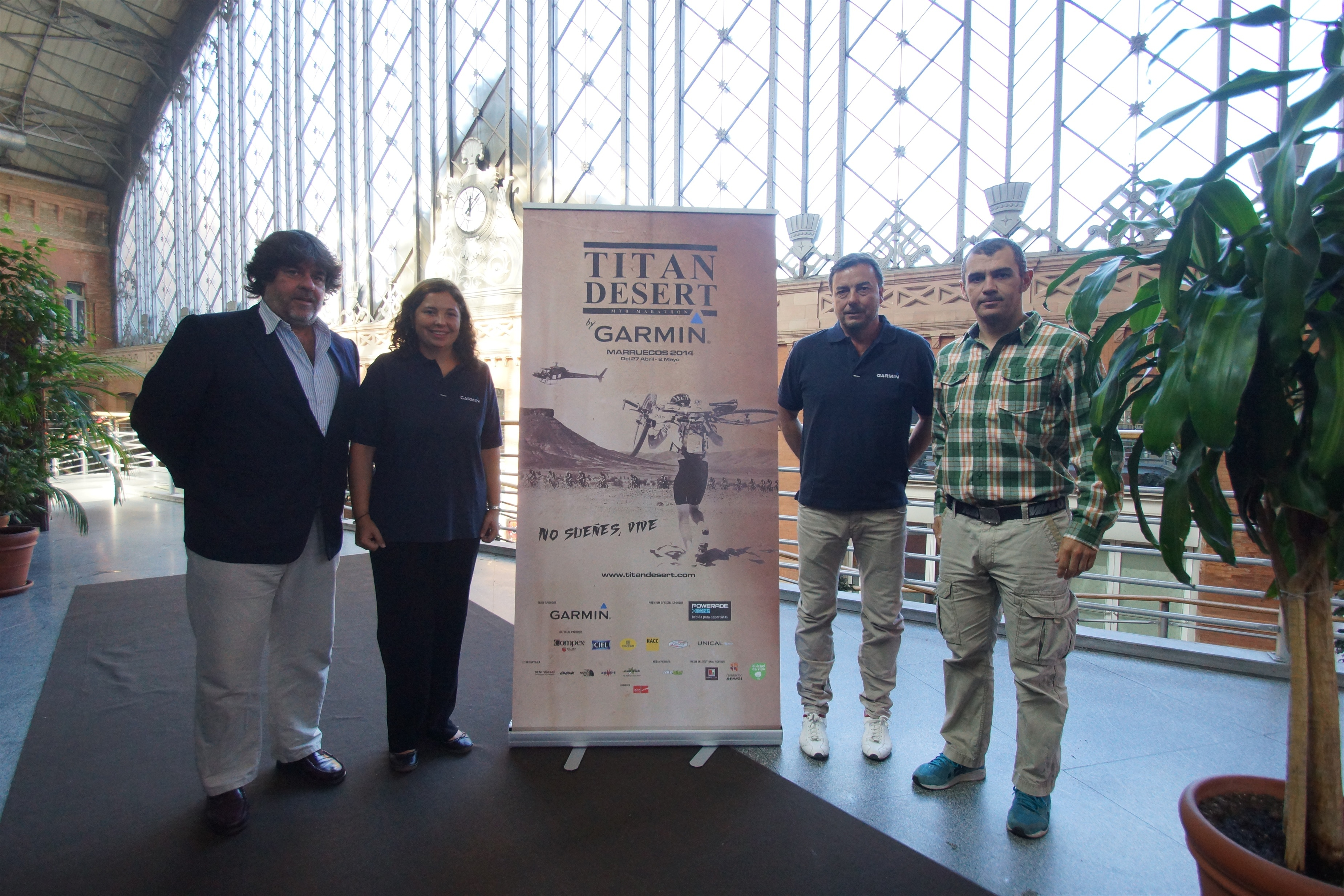 Cofidis ofrece a los participantes de la Titan Desert by Garmin pagar la inscripción hasta en 1 año