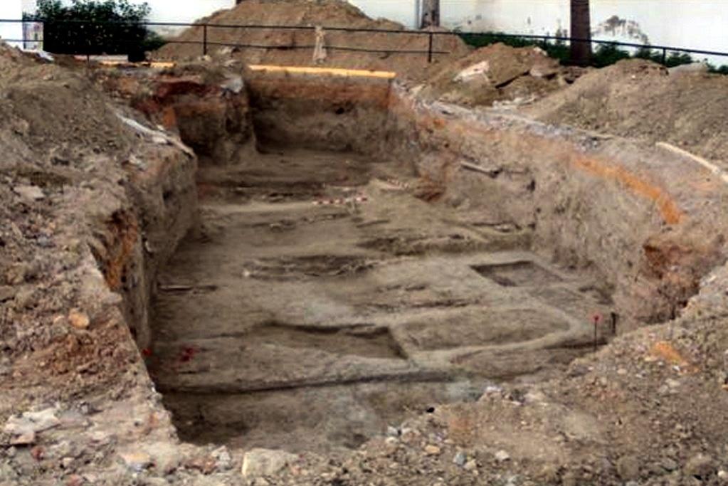 Encuentran a cinco represaliados en la fosa de Camas en la que se buscaba a los mineros de Huelva