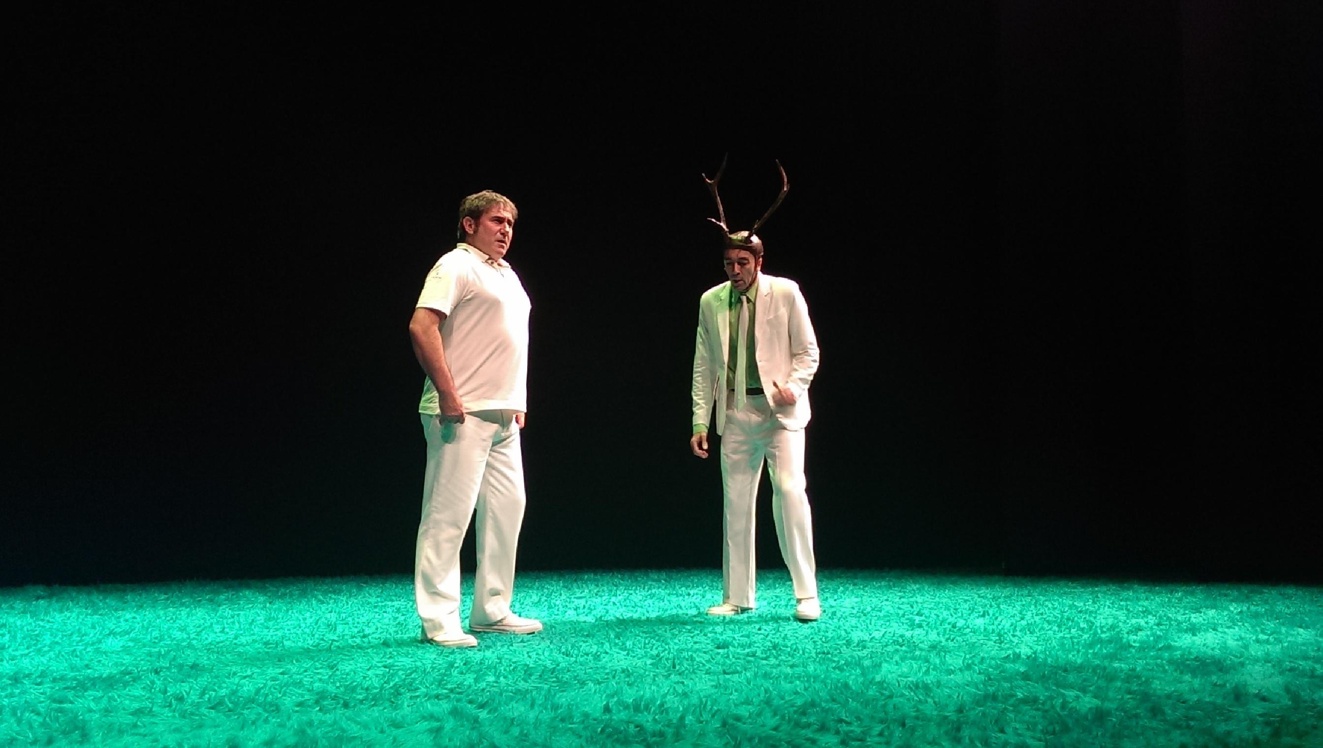 »30/40 Livingstone», un espectáculo de «humor, tenis y antropología»