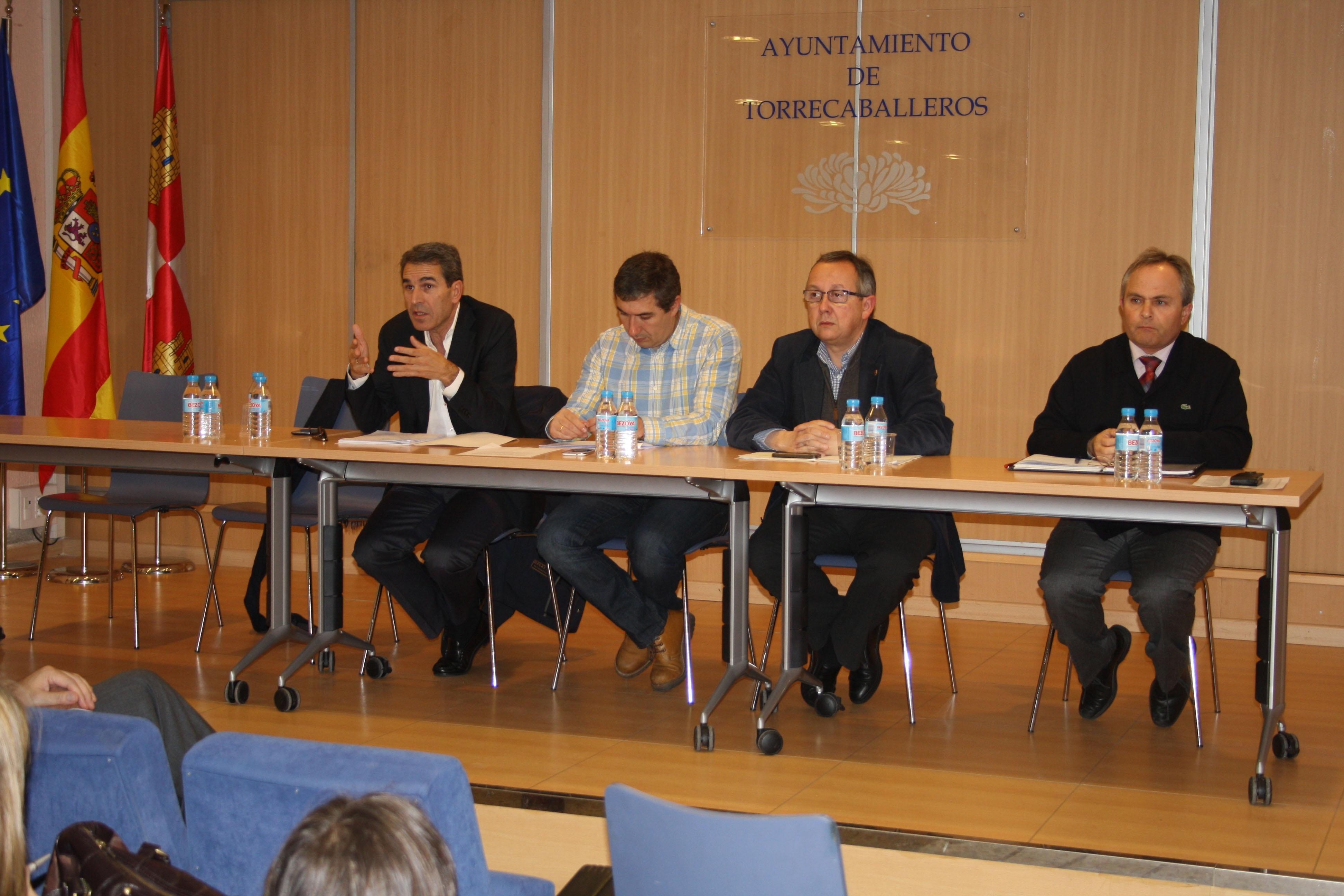 López-Escobar asegura que la ordenación del territorio no conllevará «grandes revoluciones ni sorpresas»